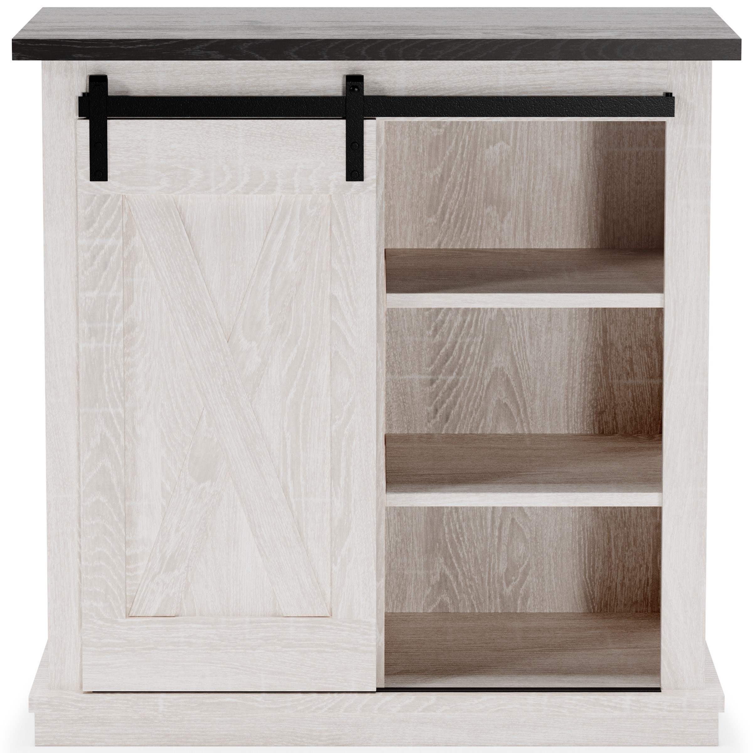 Dorrison Accent Cabinet by Ashley (Signature Design) at Johnny Janosik