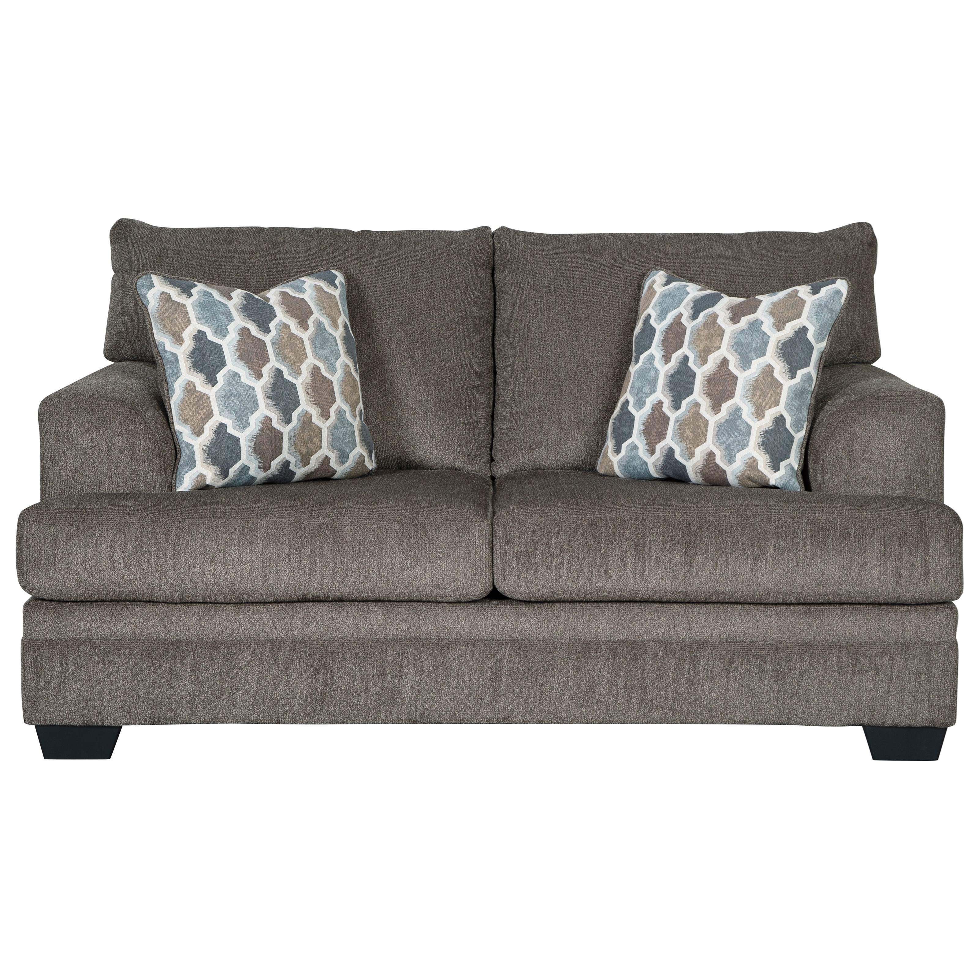 Drew Loveseat by Signature at Walker's Furniture