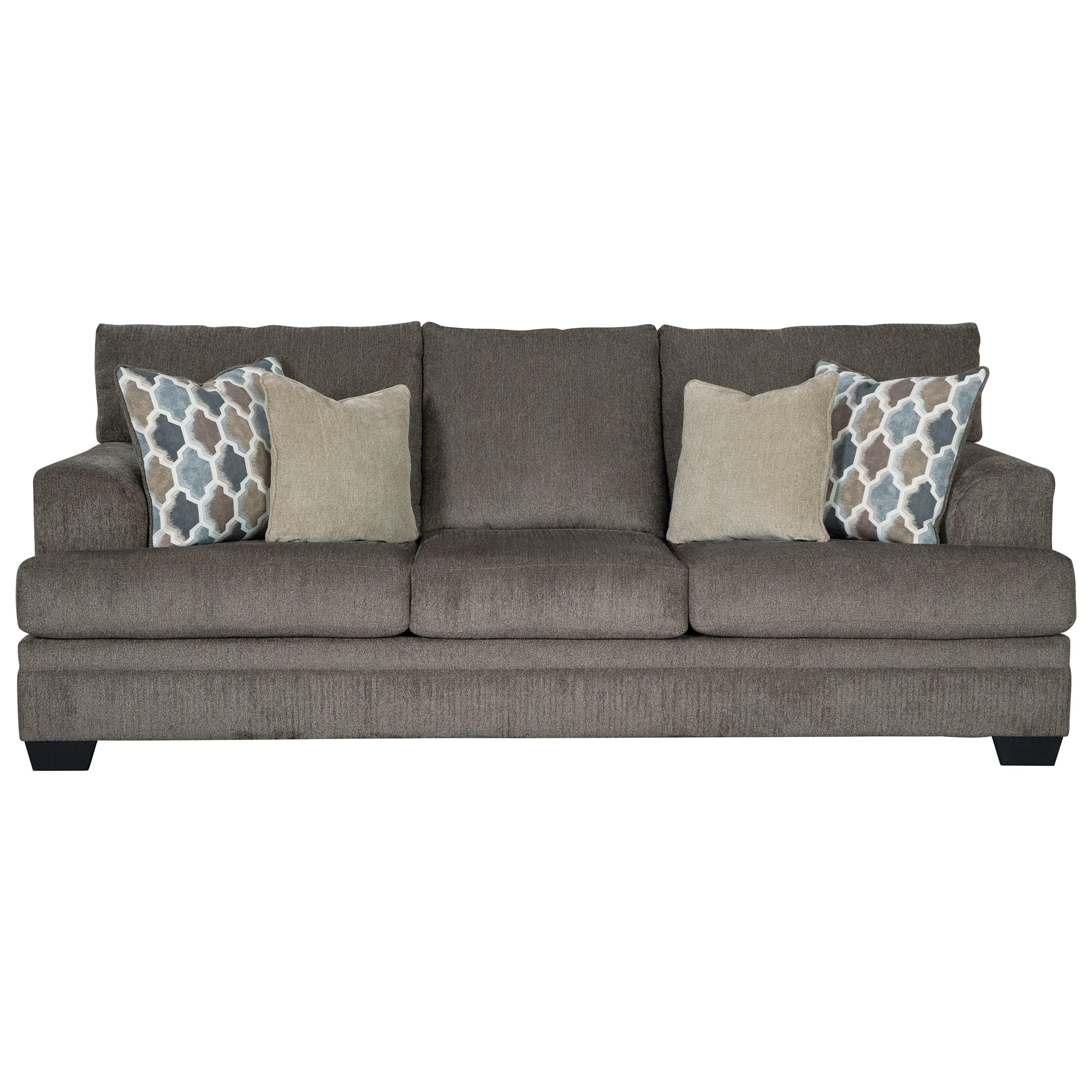 Dorsten Queen Sofa Sleeper by Signature Design by Ashley at Beck's Furniture