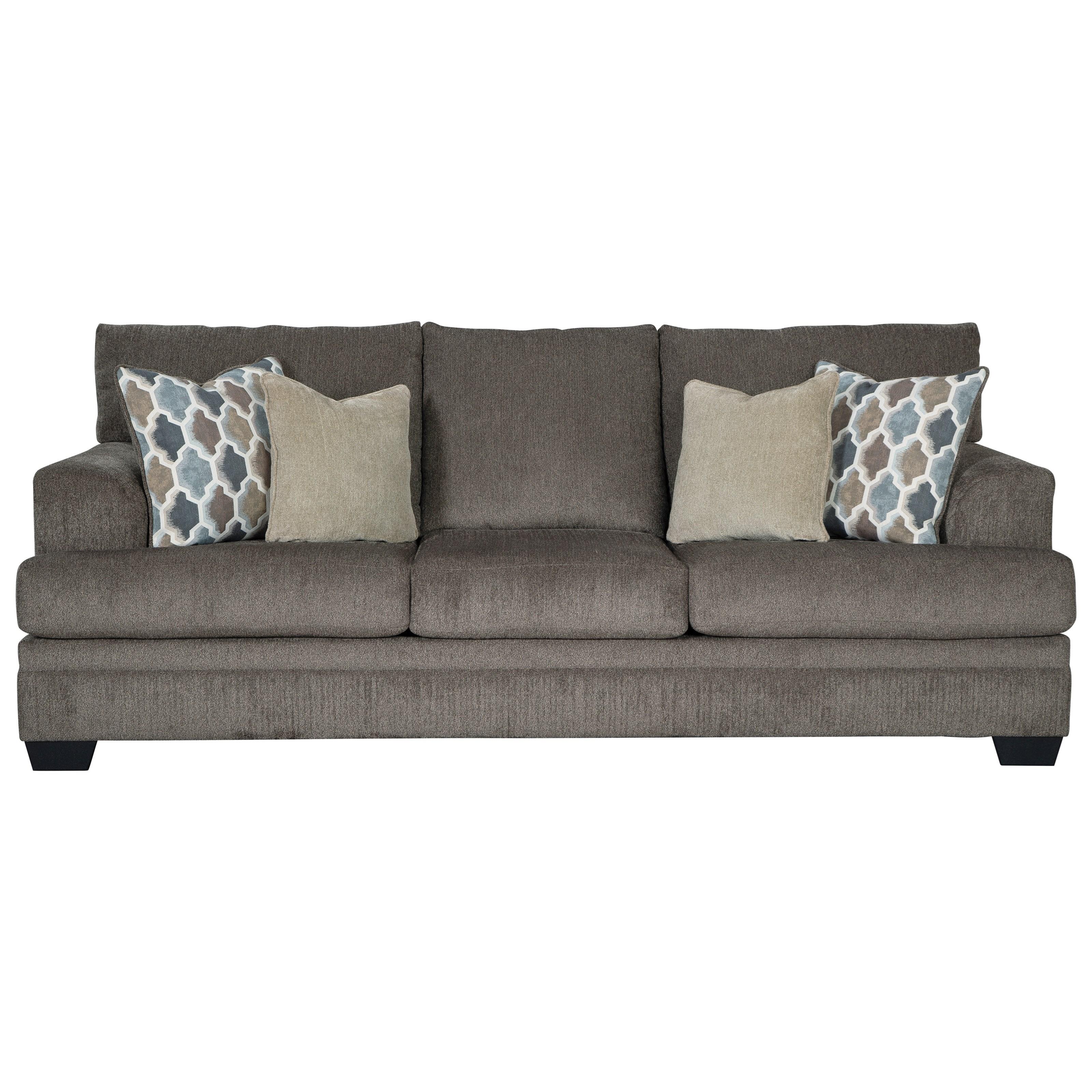 Dorsten Queen Sofa Sleeper by Ashley (Signature Design) at Johnny Janosik