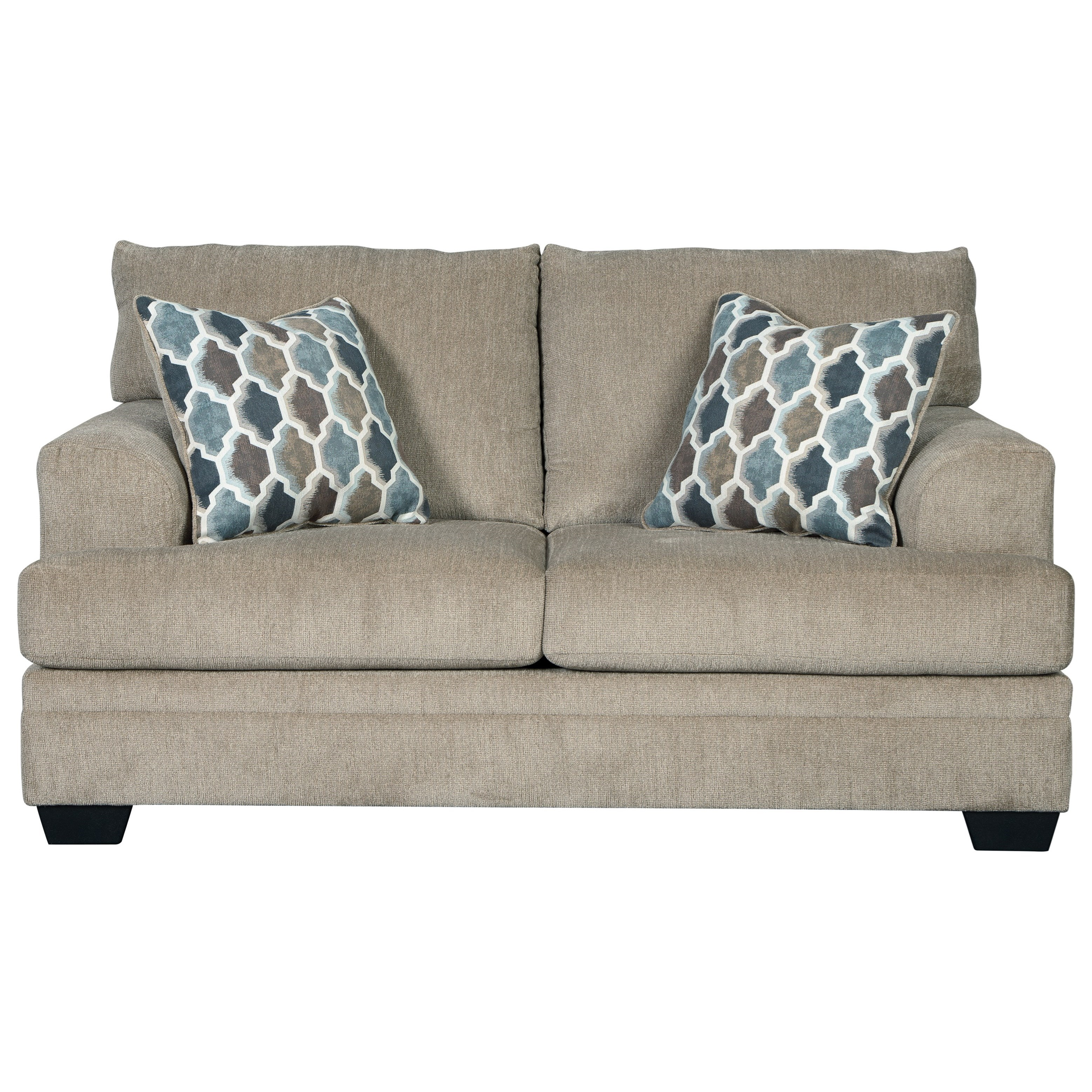 Dorsten Loveseat by Signature Design by Ashley at Beck's Furniture