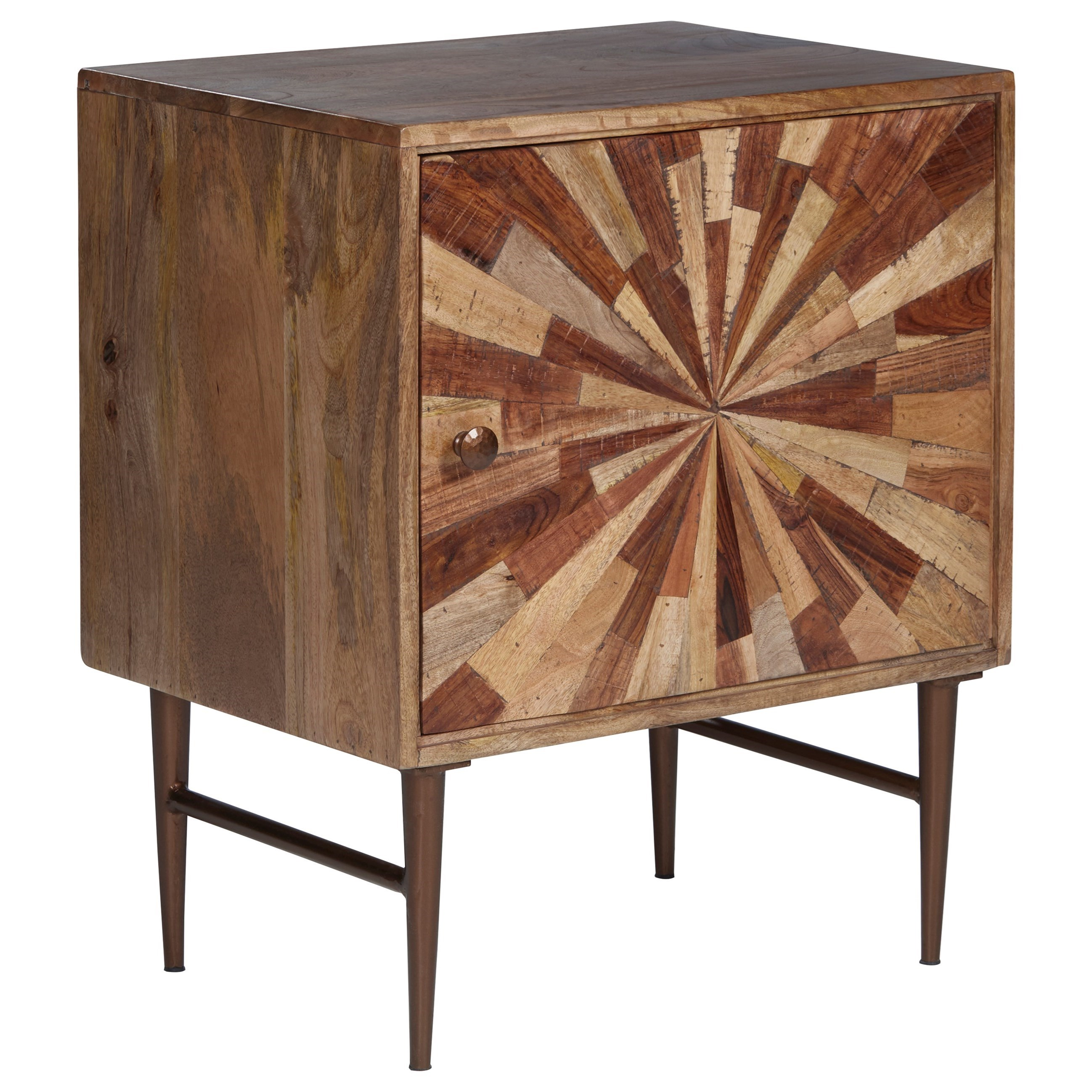 Dorvale Accent Cabinet by Signature at Walker's Furniture