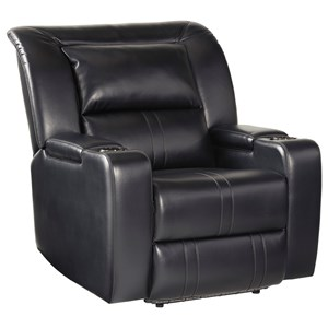 Power Recliner with Built-In Lighting