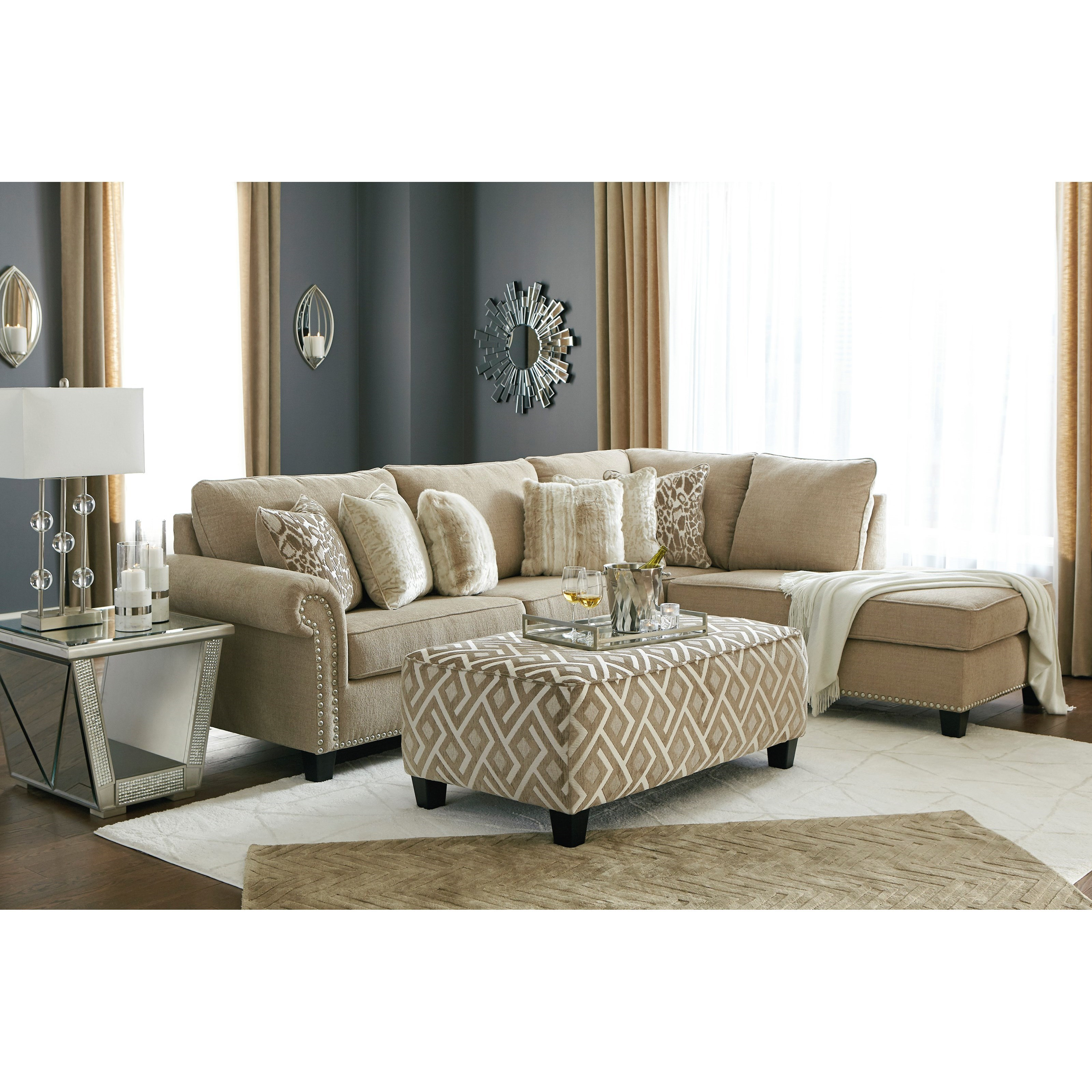 Dovemont Living Room Group by Signature Design by Ashley at Smart Buy Furniture