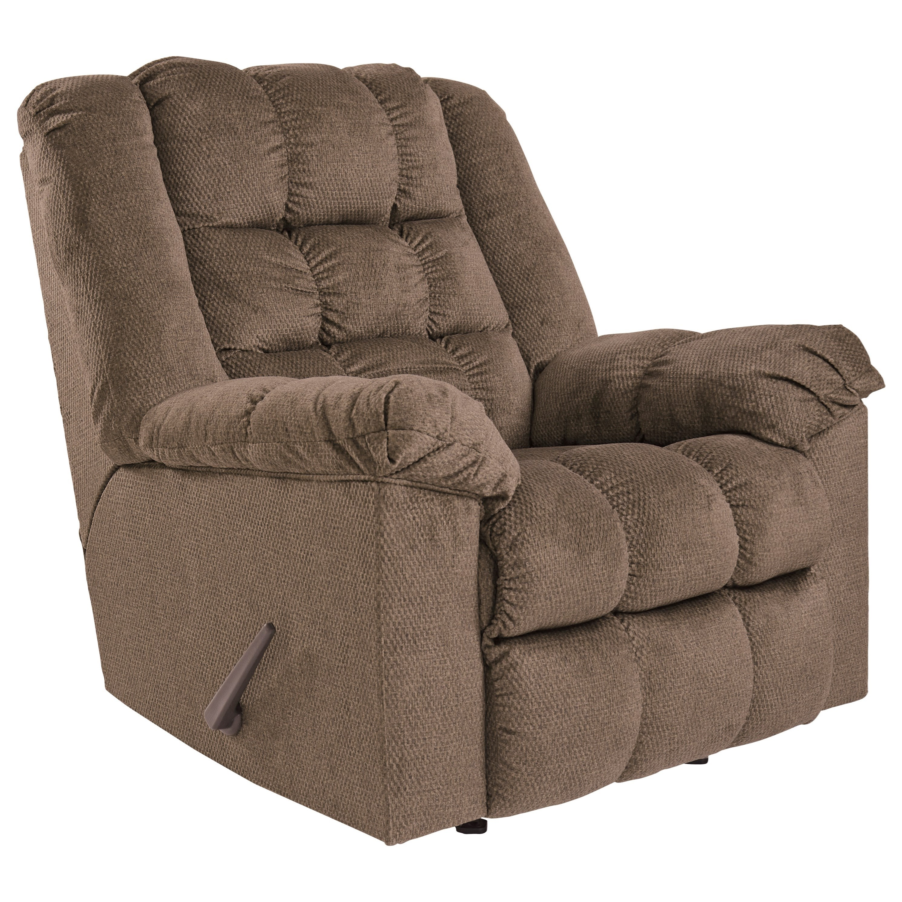 Drakestone Rocker Recliner by Signature Design by Ashley at Beck's Furniture