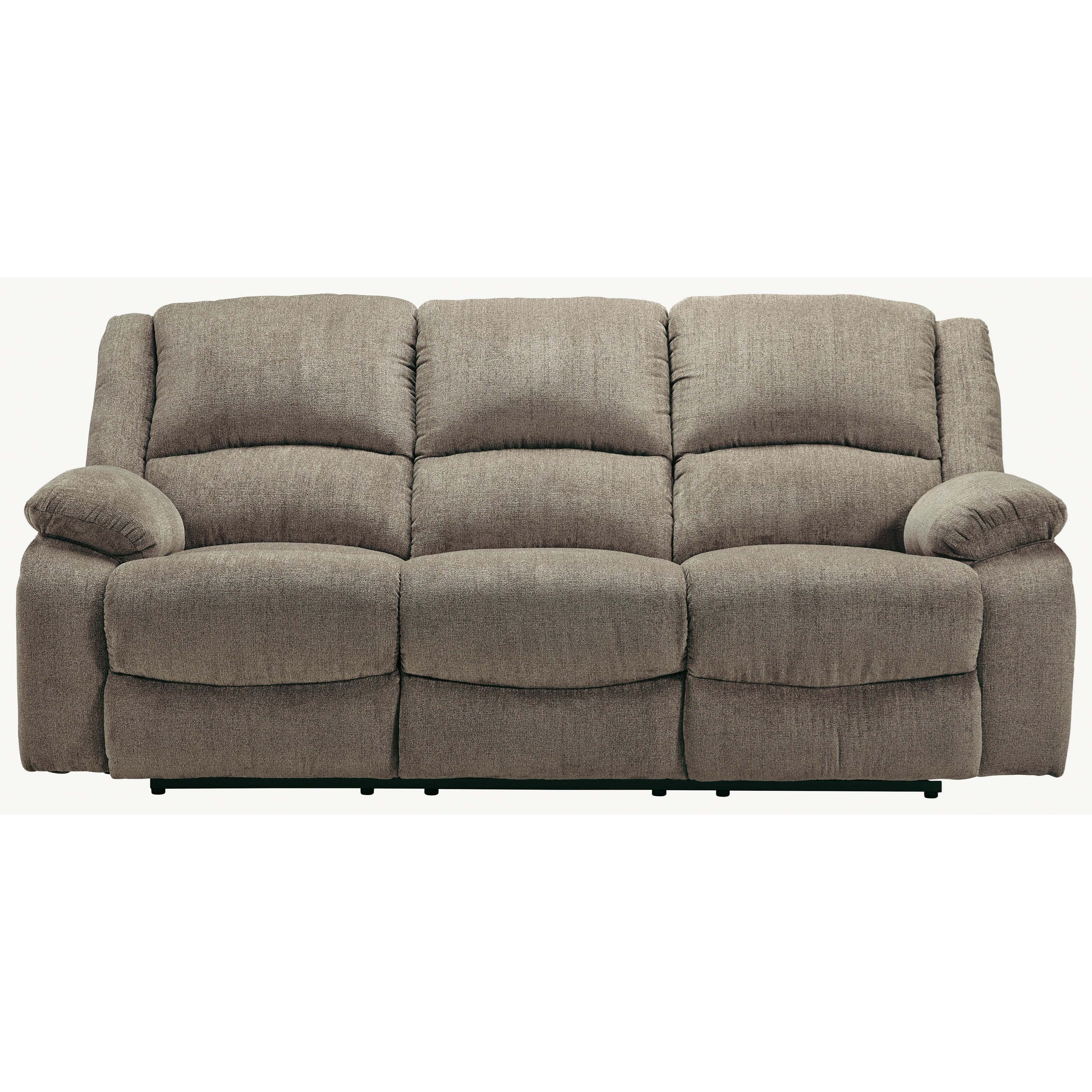 Draycoll Reclining Power Sofa by Signature Design by Ashley at Zak's Home Outlet