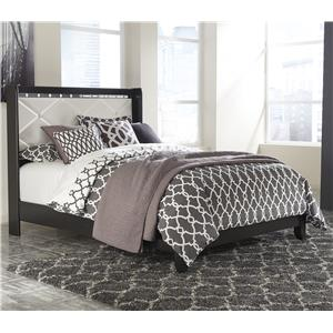Signature Design by Ashley Fancee Queen Panel Bed