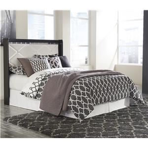 Signature Design by Ashley Fancee Queen Panel Headboard