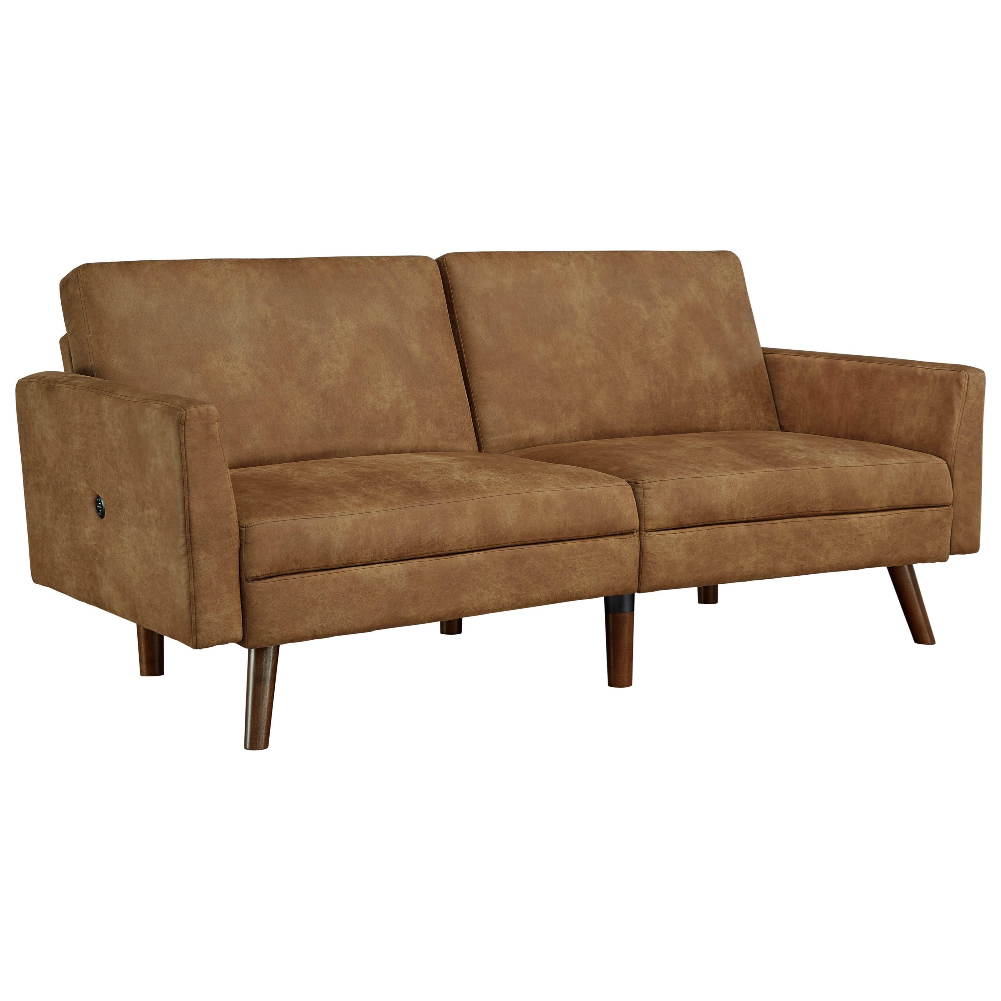 Drescher Flip Flop Sofa by Signature Design by Ashley at Furniture Barn