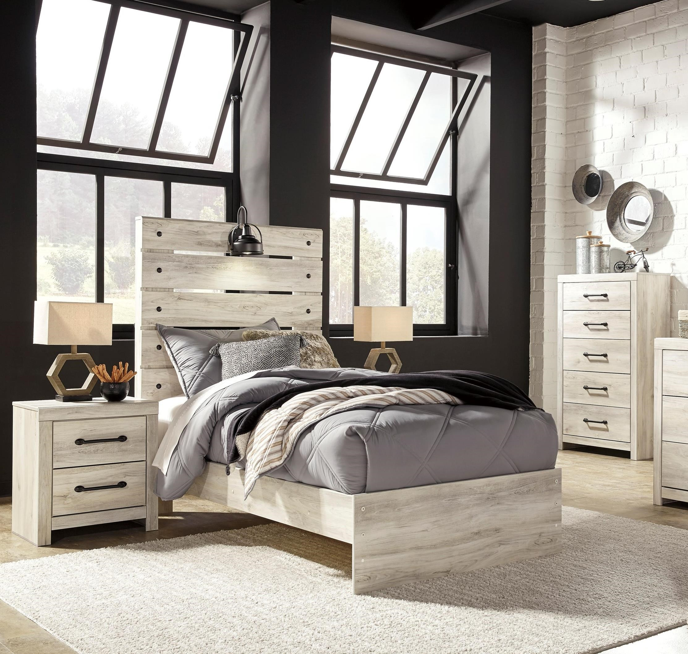 Cambeck Full Bedroom Group by Ashley (Signature Design) at Johnny Janosik