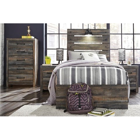 Drystan Twin Bedroom Group by Ashley (Signature Design) at Johnny Janosik