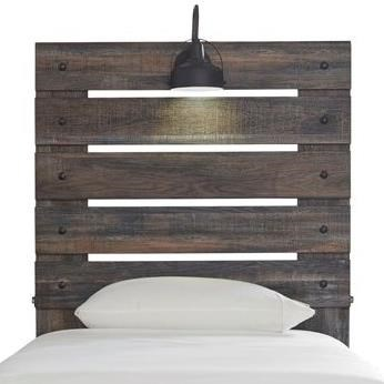 Drystan Twin Headboard by Signature Design by Ashley at HomeWorld Furniture