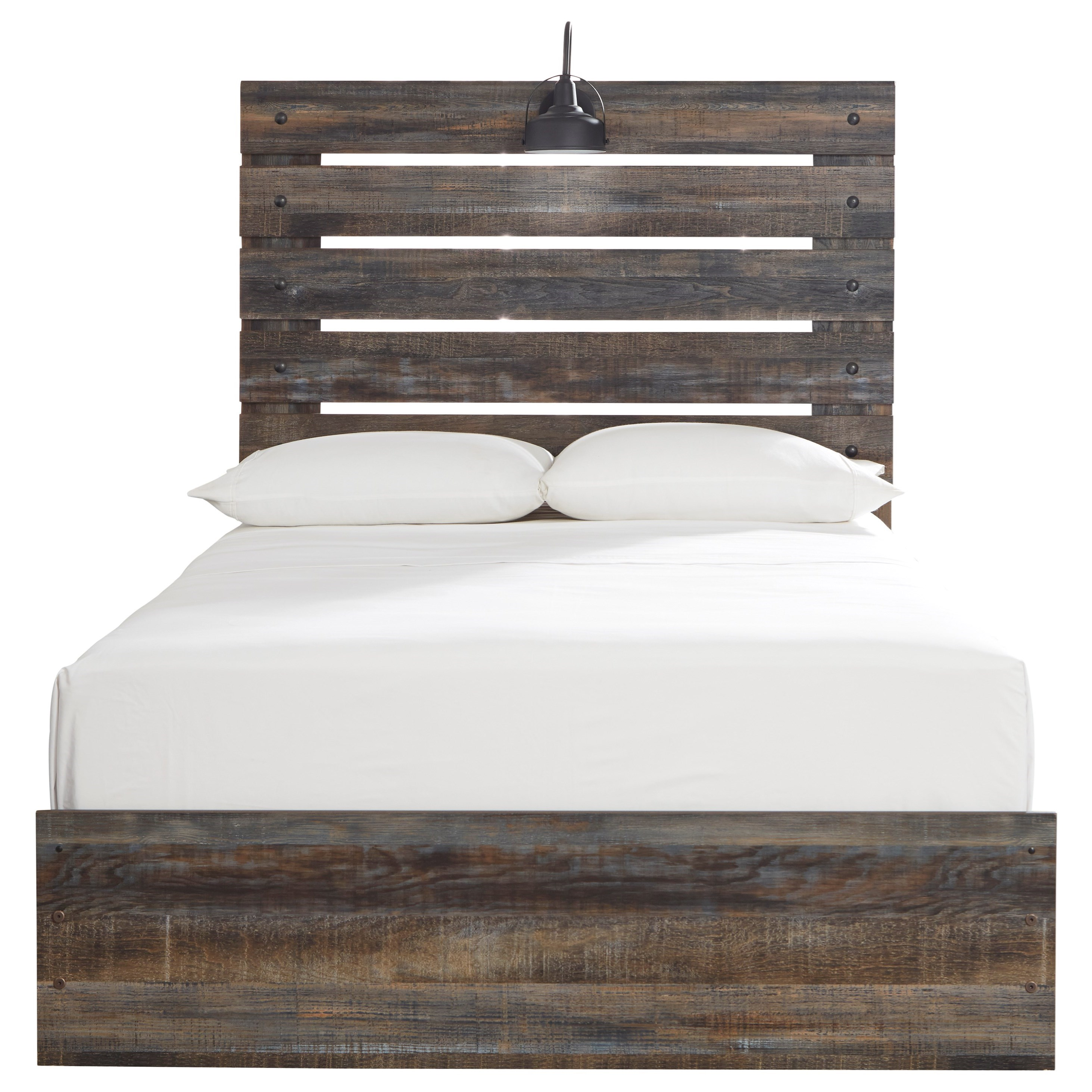 Drystan Full Panel Bed by Signature Design by Ashley at Miller Waldrop Furniture and Decor