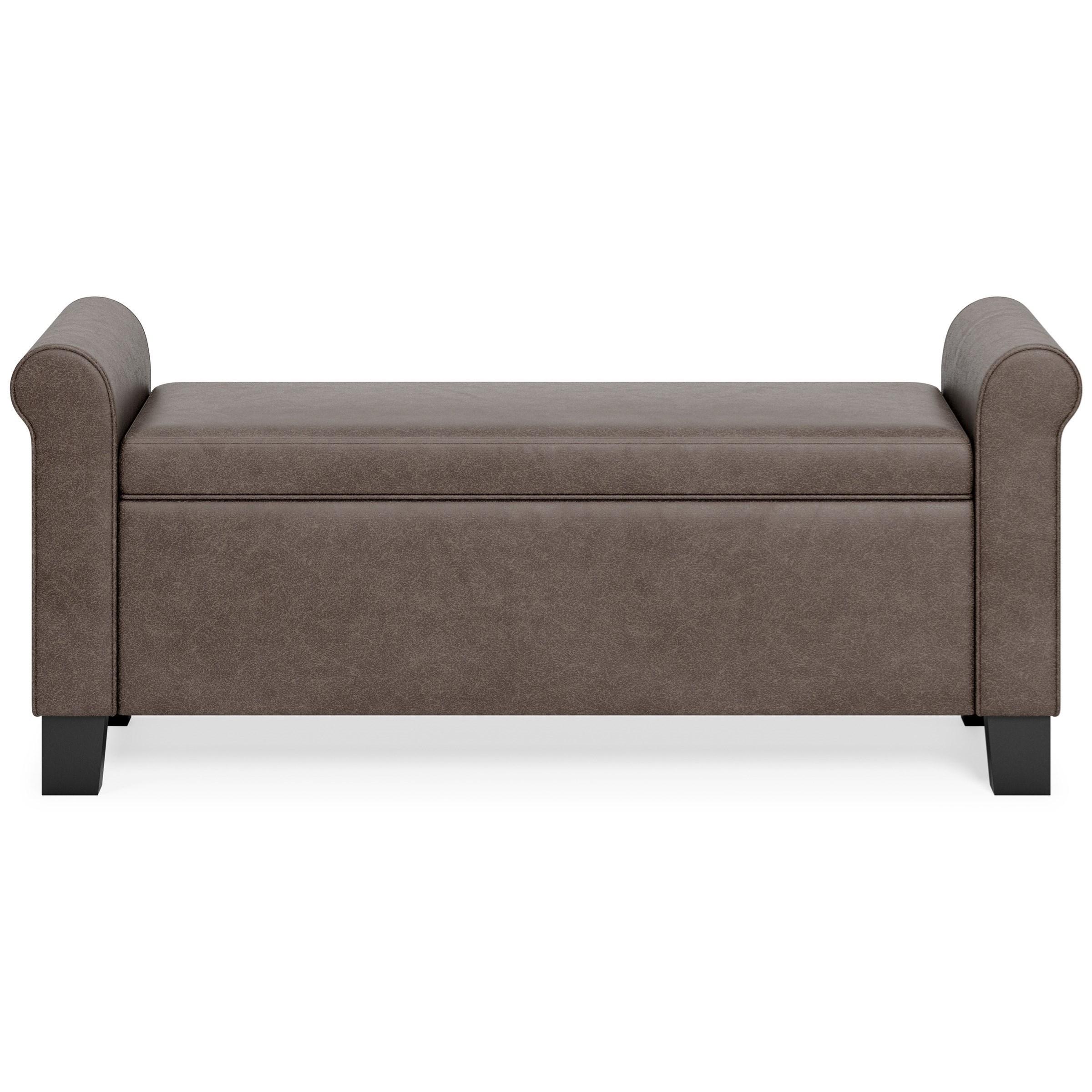 Durbinleigh Storage Bench by Signature Design by Ashley at Furniture Fair - North Carolina