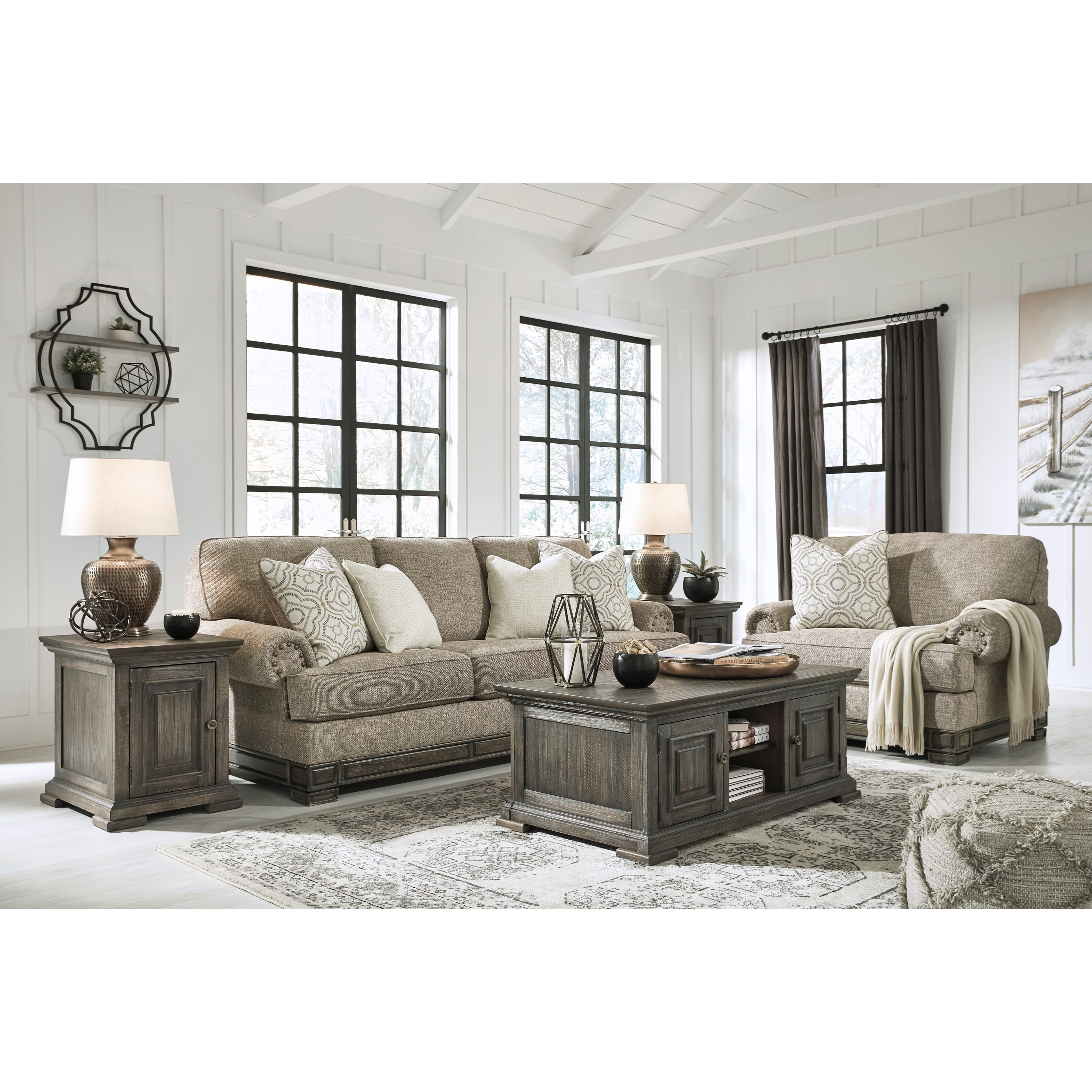 Einsgrove Stationary Living Room Group by Signature Design by Ashley at Sparks HomeStore