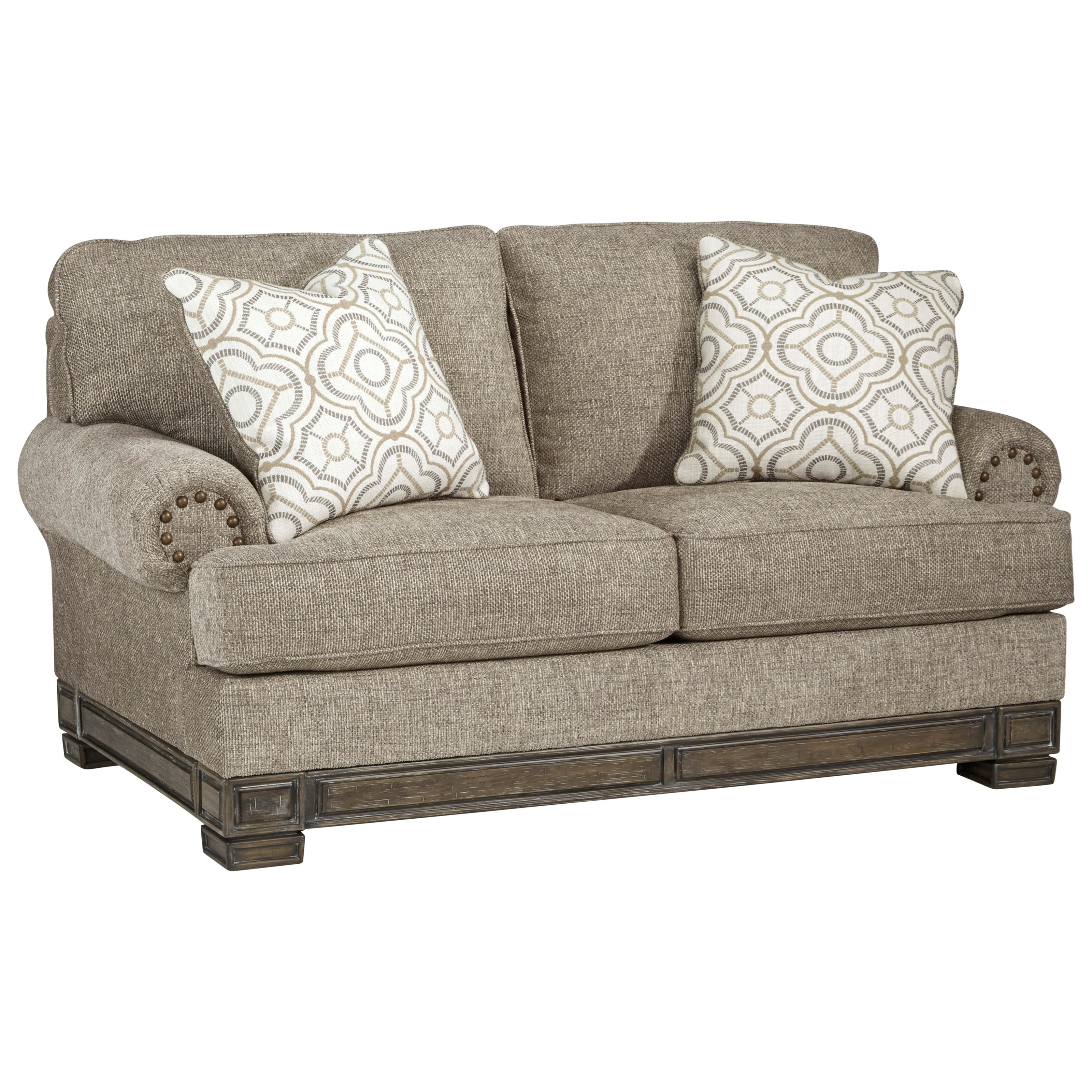 Einsgrove Loveseat by Signature at Walker's Furniture