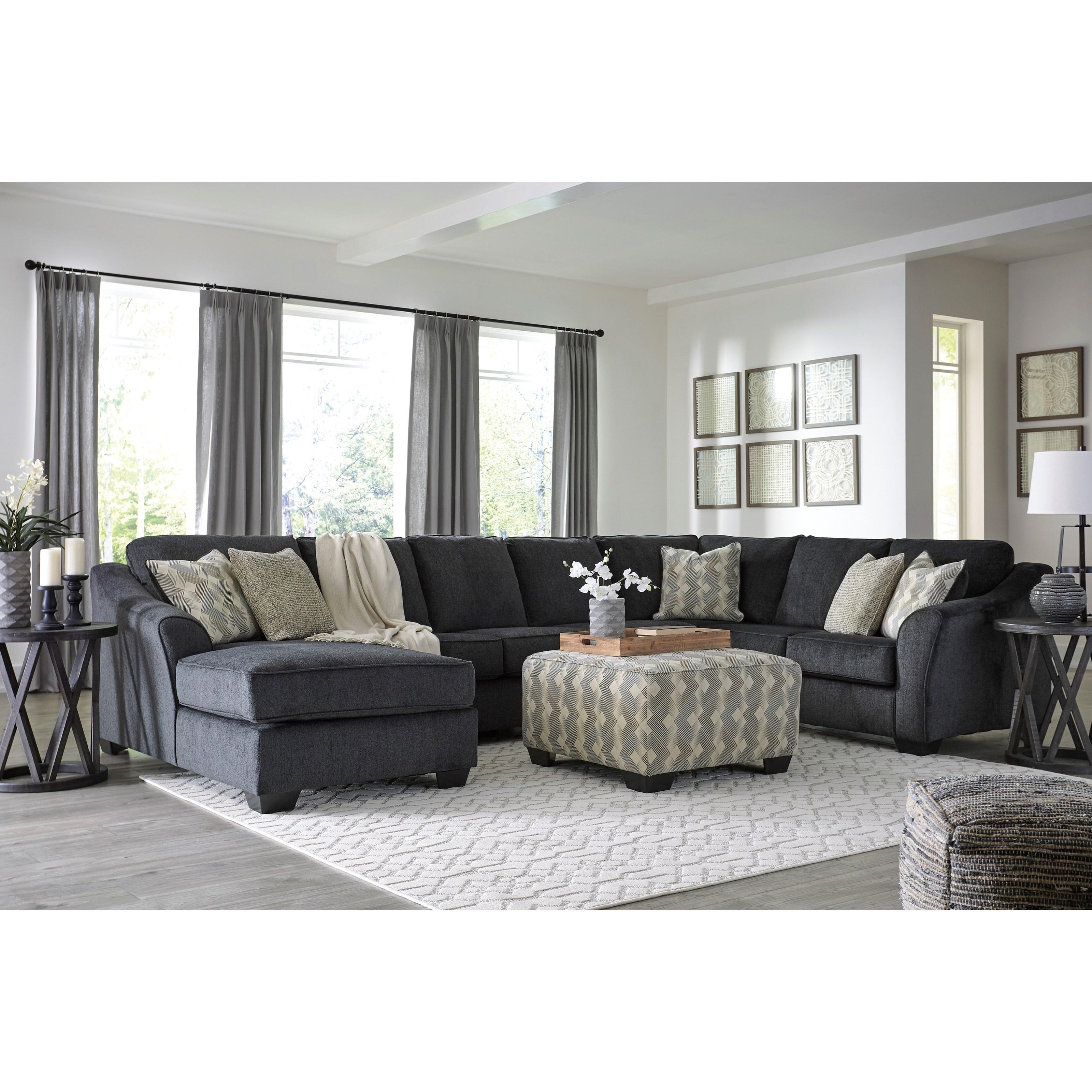 Eltmann Stationary Living Room Group by Ashley (Signature Design) at Johnny Janosik
