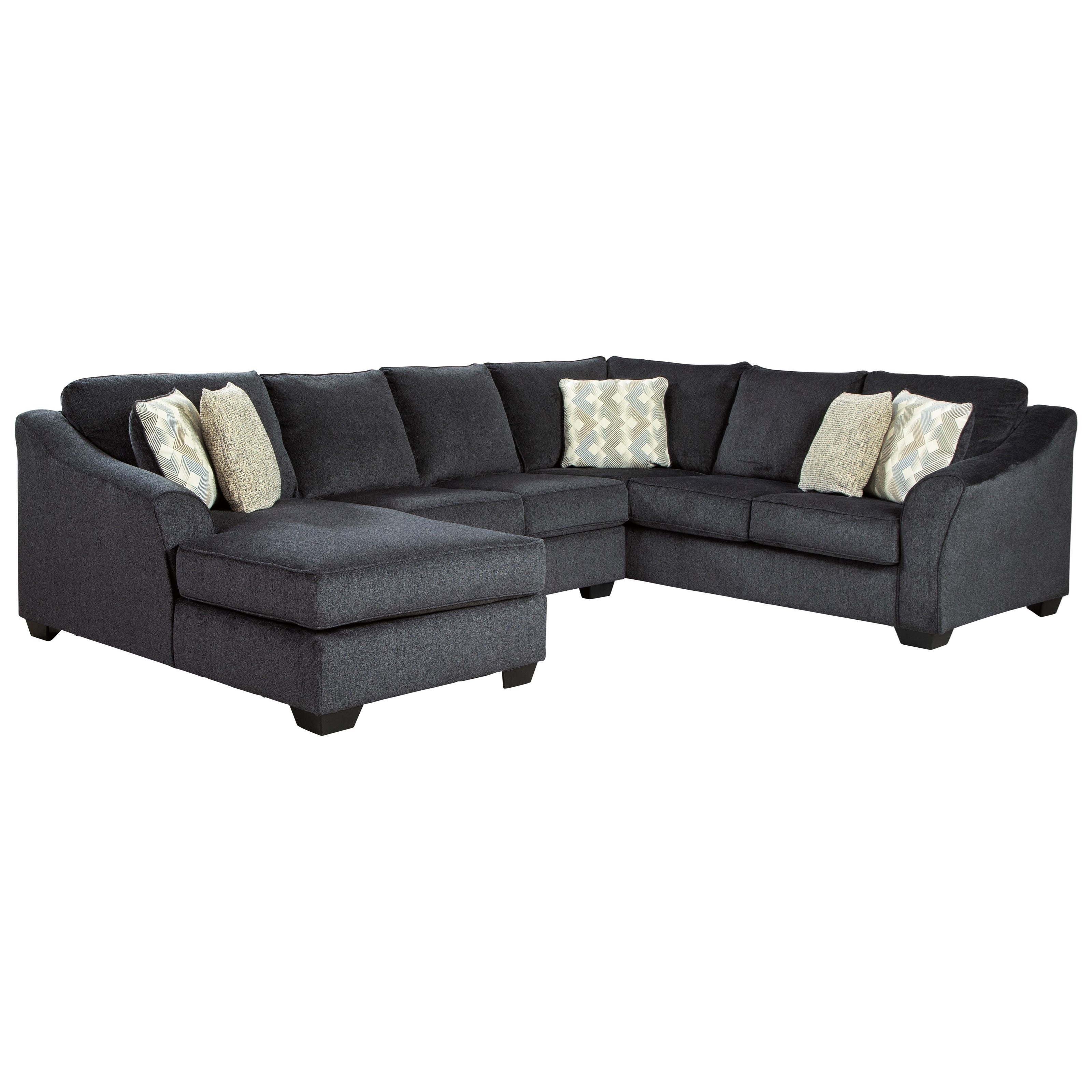 Eltmann 3-Piece Sectional by Signature Design by Ashley at Zak's Warehouse Clearance Center