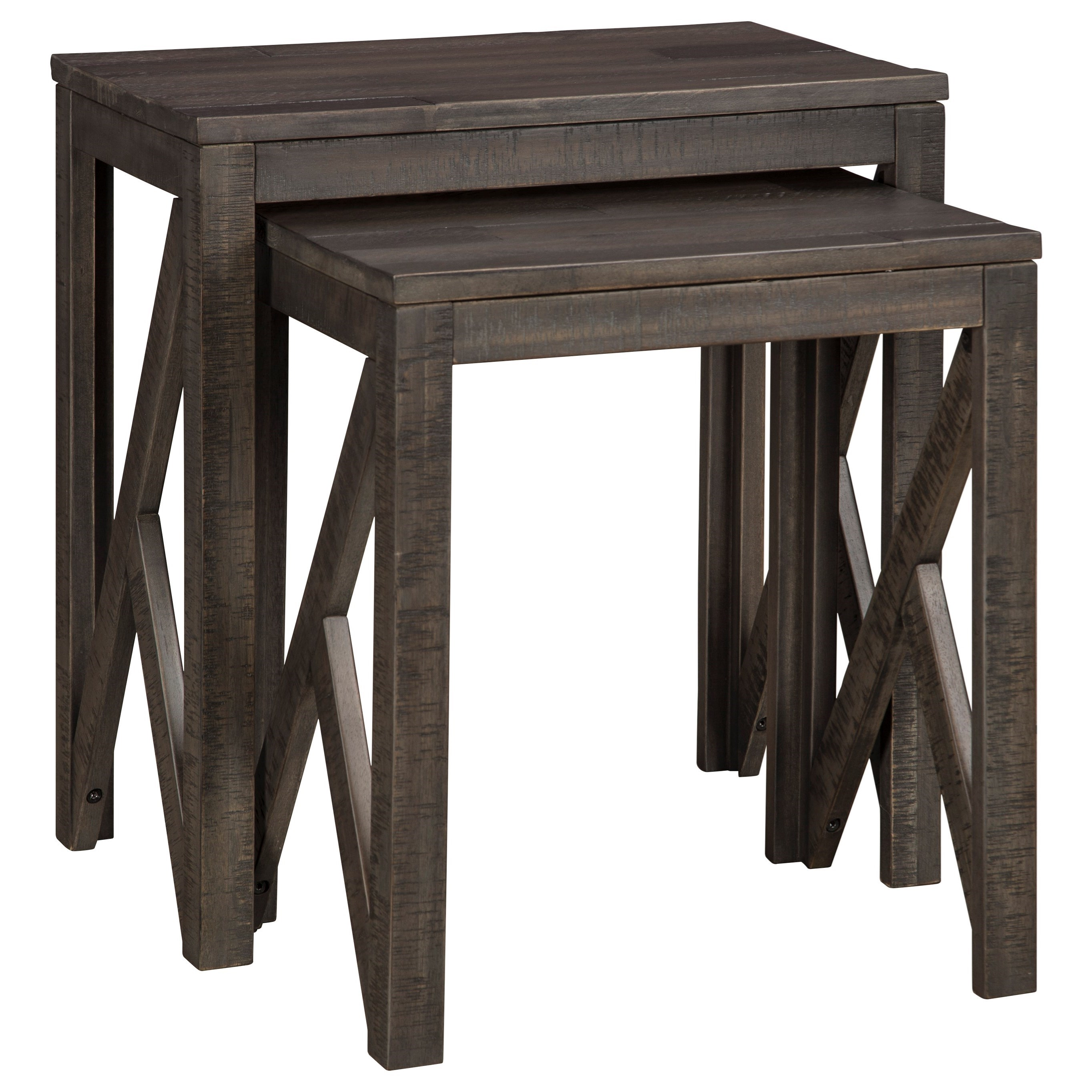 Emerdale Accent Table Set by Signature Design by Ashley at Northeast Factory Direct