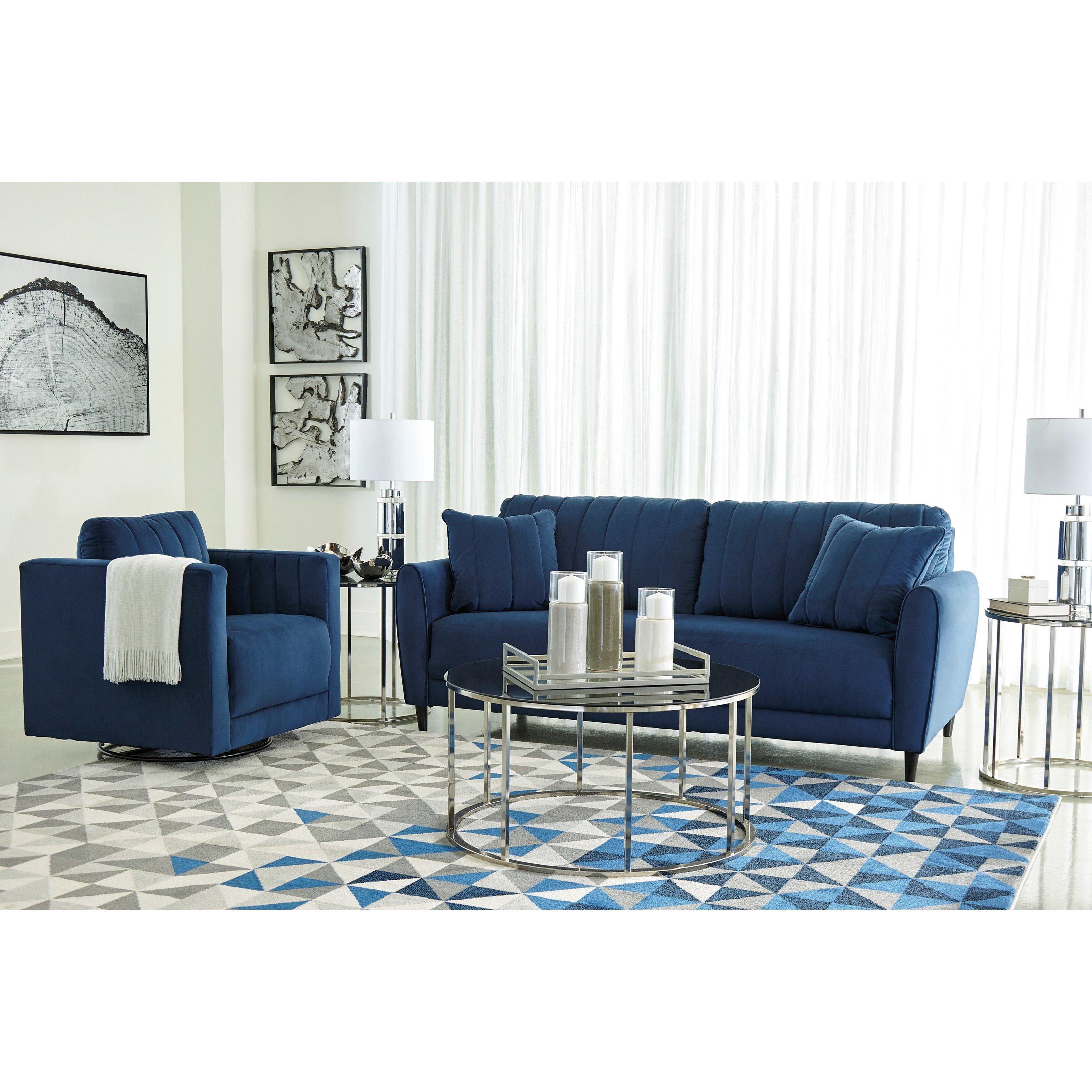 Enderlin Living Room Group by Signature Design by Ashley at Northeast Factory Direct