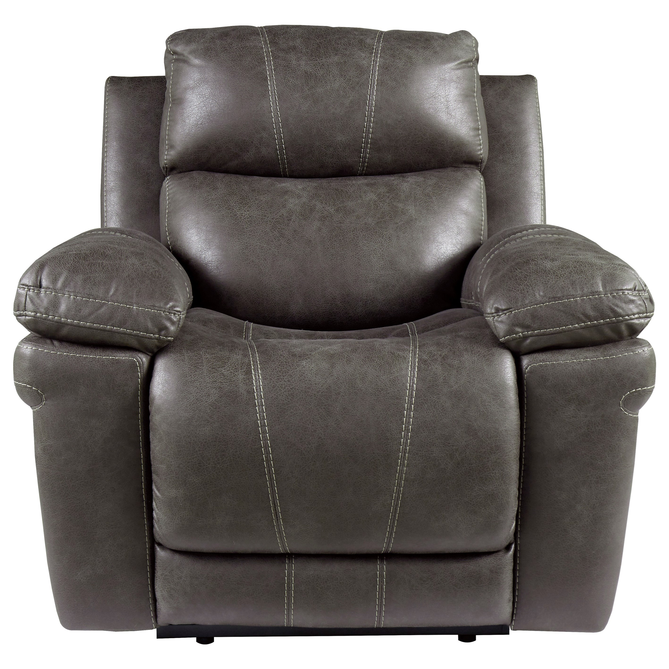 Erlangen Power Recliner with Power Headrest by Signature Design by Ashley at Value City Furniture