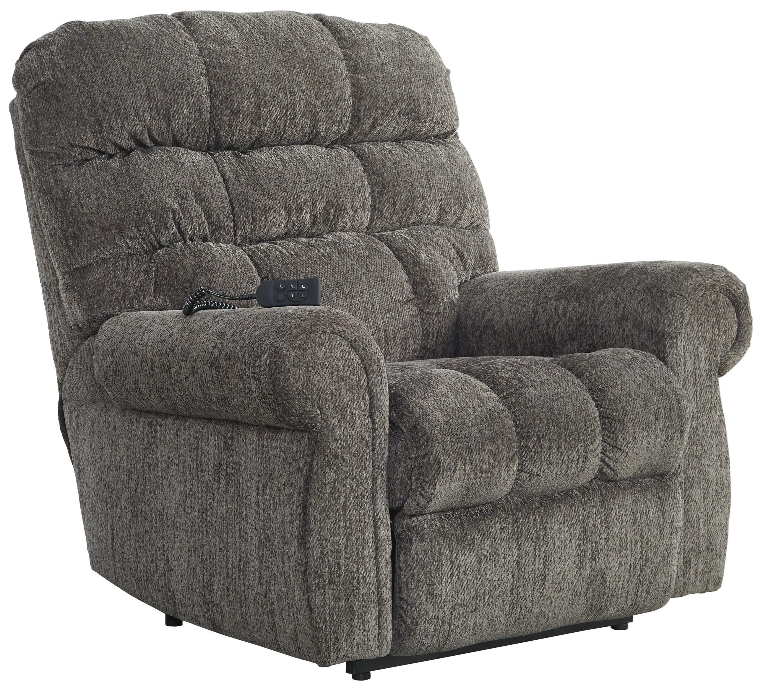 Ernestine Power Lift Recliner by Signature Design by Ashley at Coconis Furniture & Mattress 1st