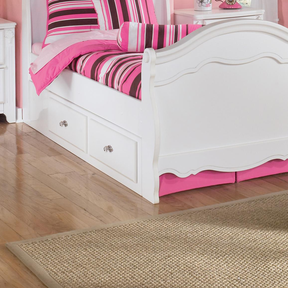 Exquisite Under Bed Storage by Signature Design by Ashley at Furniture Barn