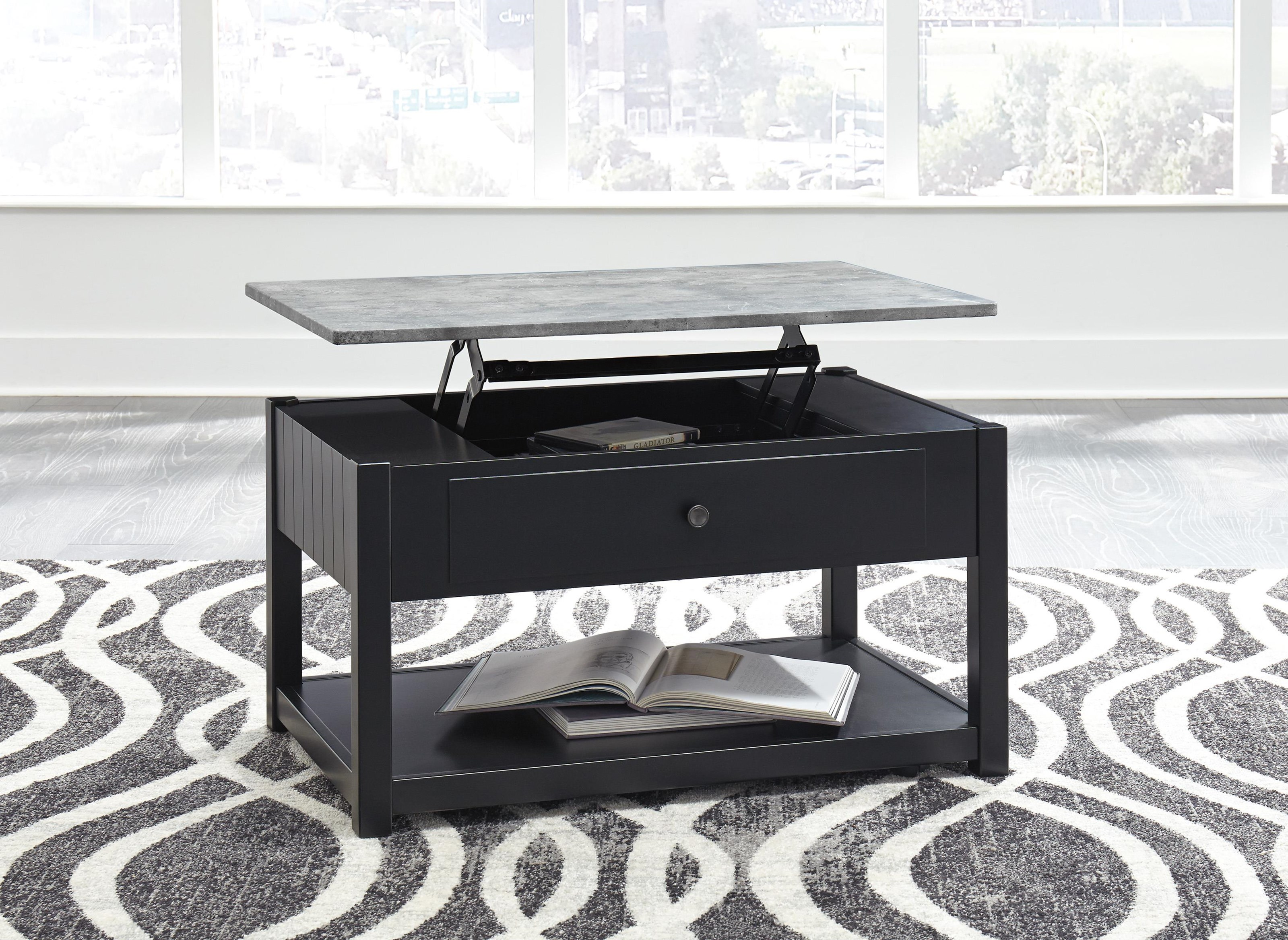 Ezmonei 2 Piece Coffee Table Set by Signature Design by Ashley at Sam Levitz Outlet