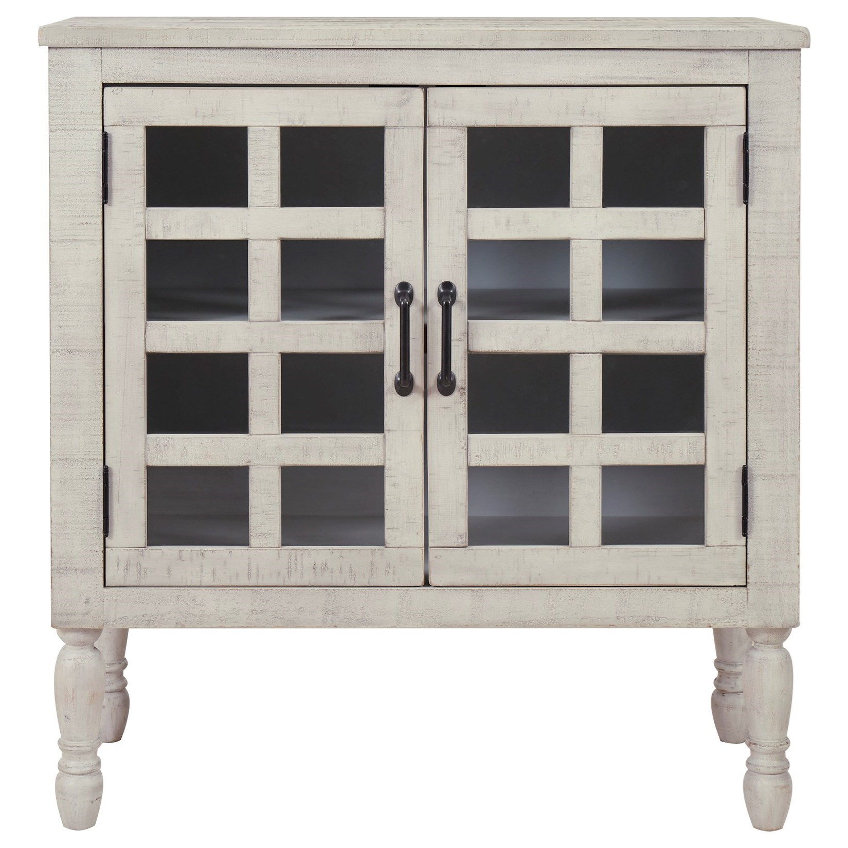 Falkgate Accent Cabinet by Ashley (Signature Design) at Johnny Janosik