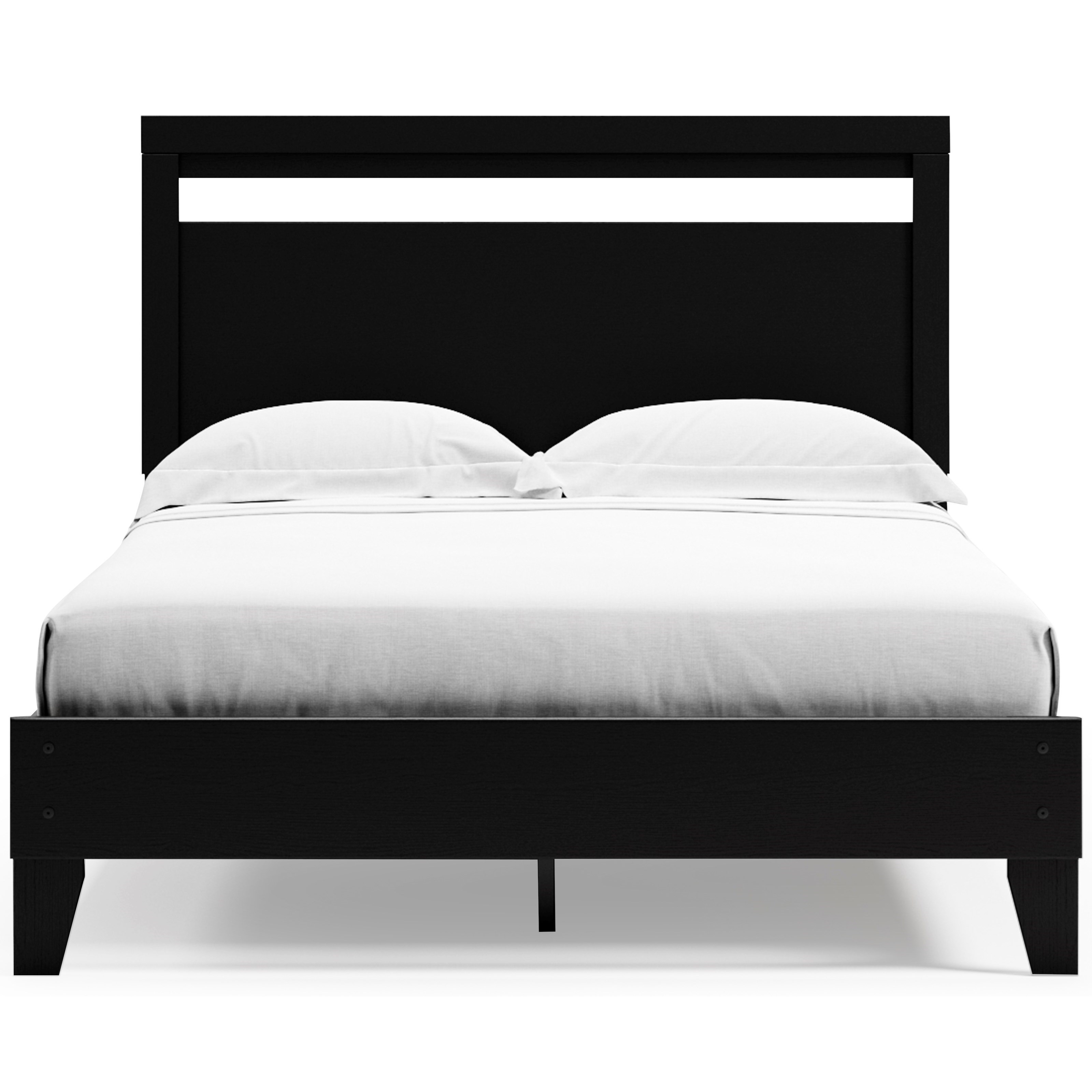 Finch Queen Panel Platform Bed by Signature Design by Ashley at Furniture Barn