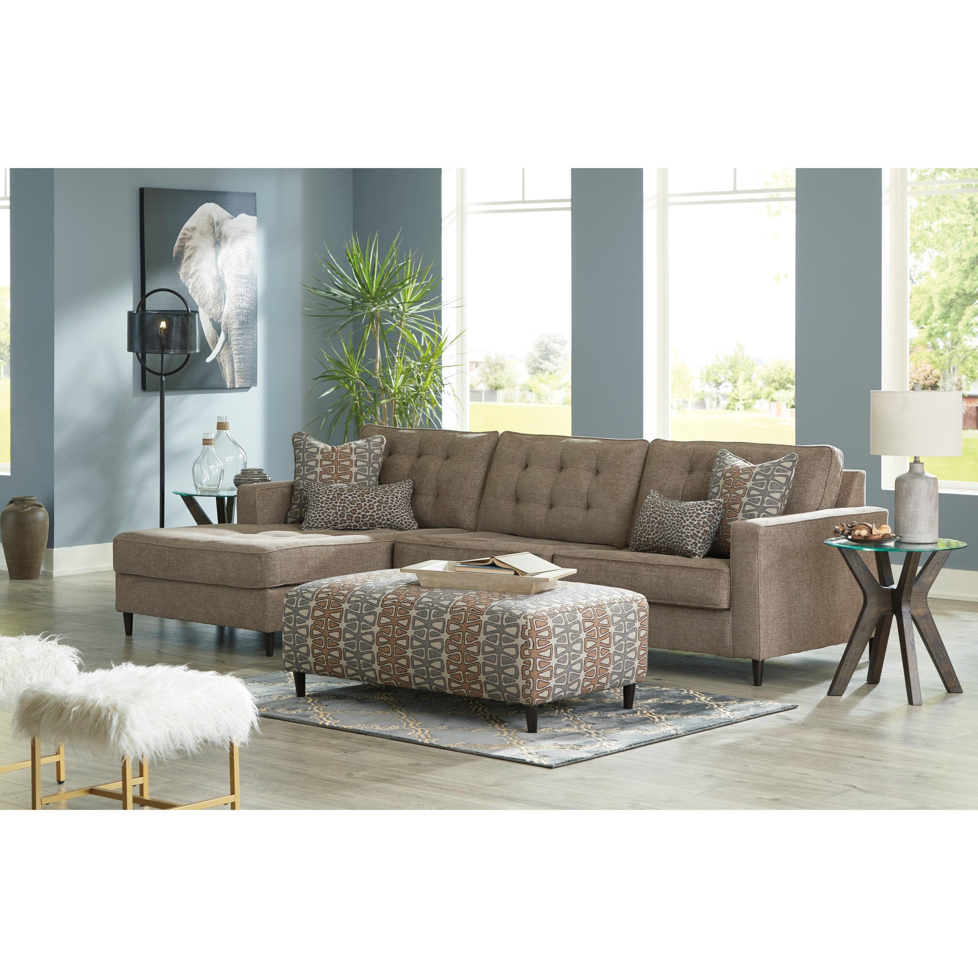 Flintshire Living Room Group by Ashley (Signature Design) at Johnny Janosik