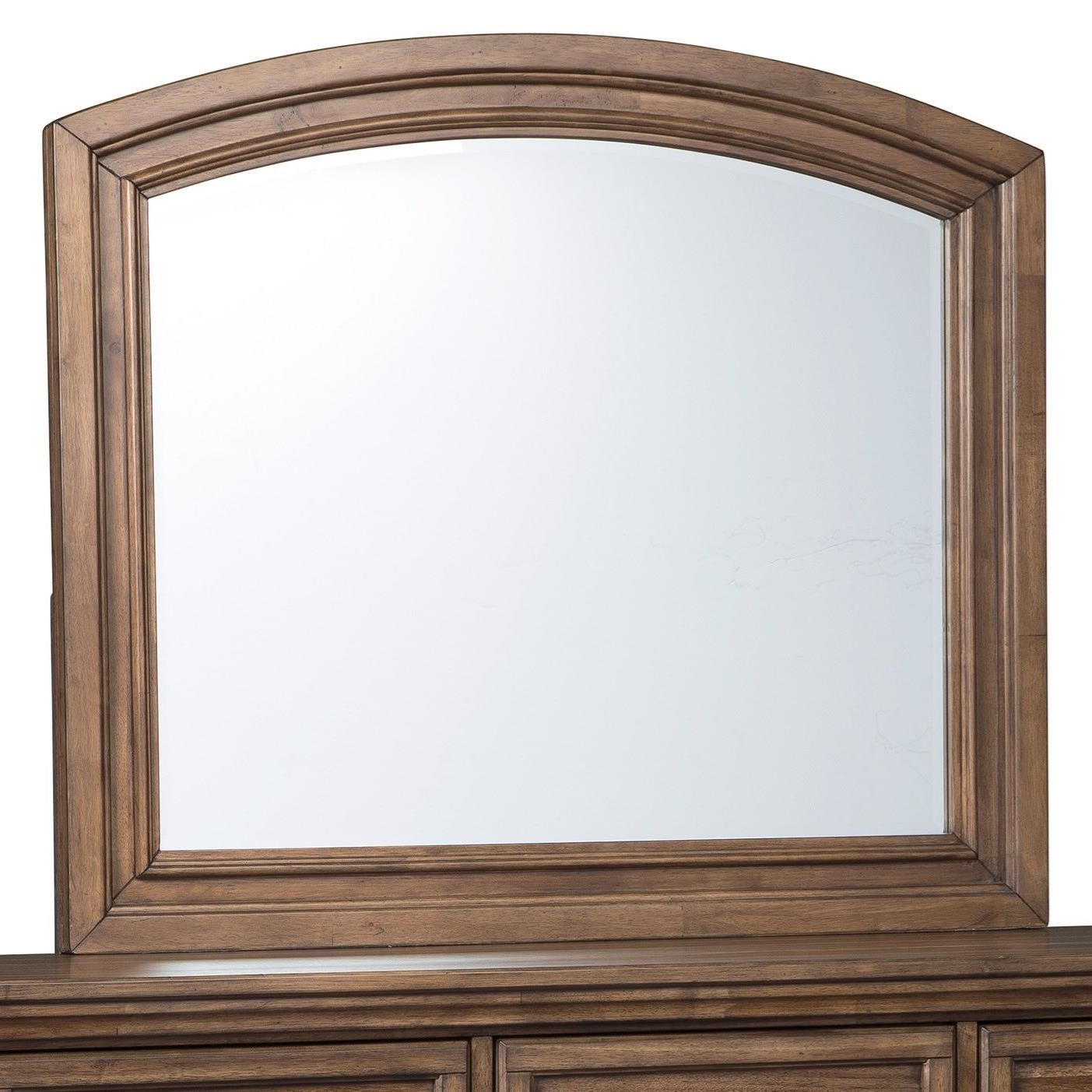 Flynnter Bedroom Mirror by Signature Design by Ashley at Beck's Furniture