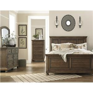 Queen 5 Piece Bedroom Group