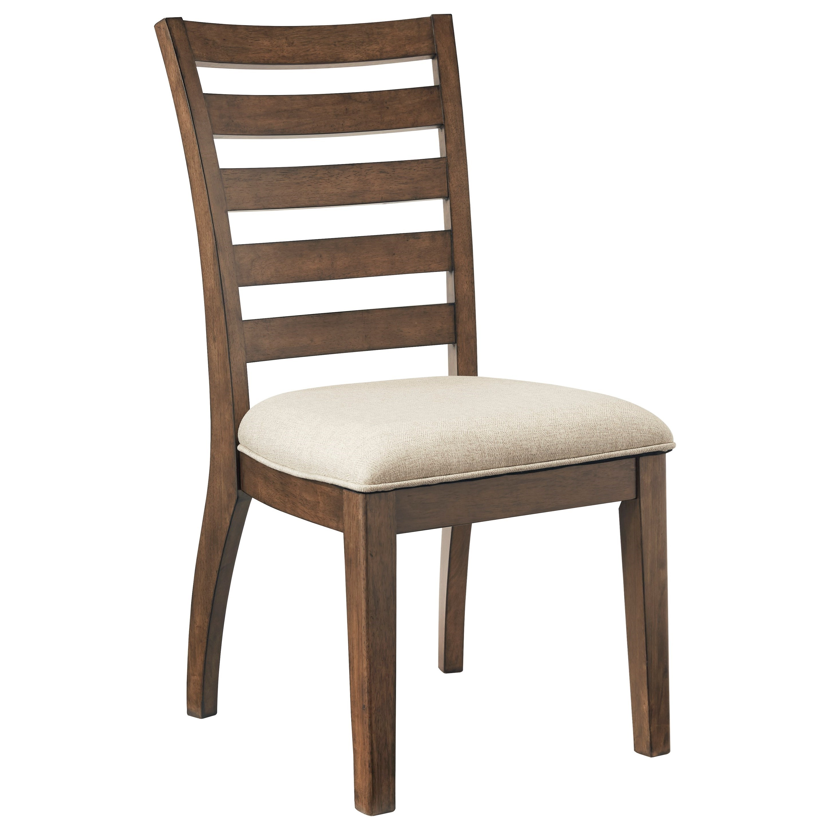 Flynnter Upholstered Side Chair by Signature Design at Fisher Home Furnishings