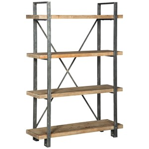 Industrial 4-Tier Shelf