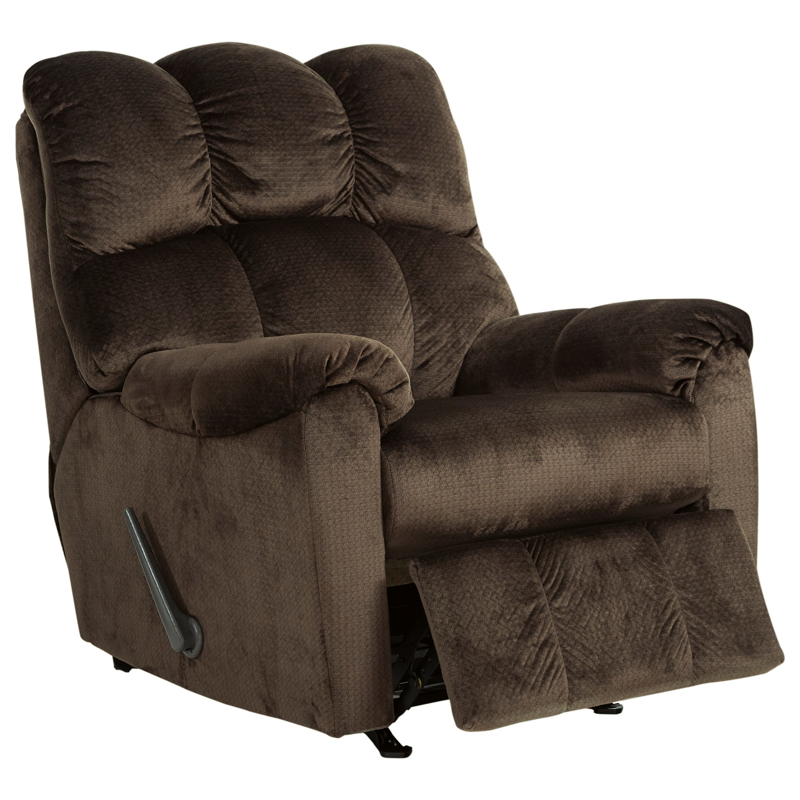 Foxfield Rocker Recliner by Signature Design by Ashley at Household Furniture