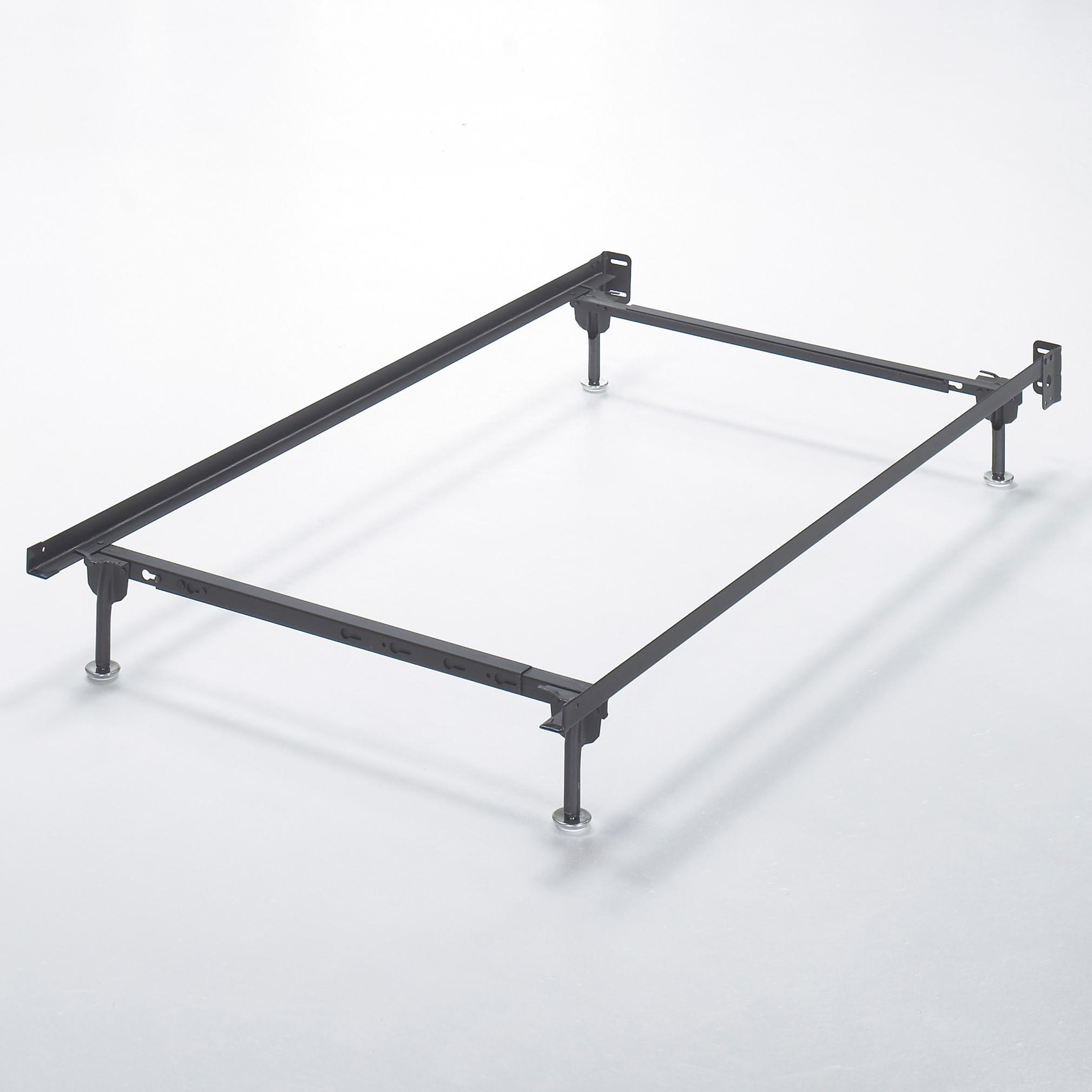 Frames and Rails Twin/Full Bolt on Bed Frame by Signature Design at Fisher Home Furnishings