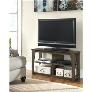Rustic Style Television Stand