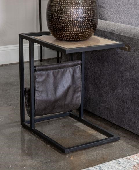 Freslowe Magazine Chair Side Table by Signature Design by Ashley at Sam Levitz Outlet