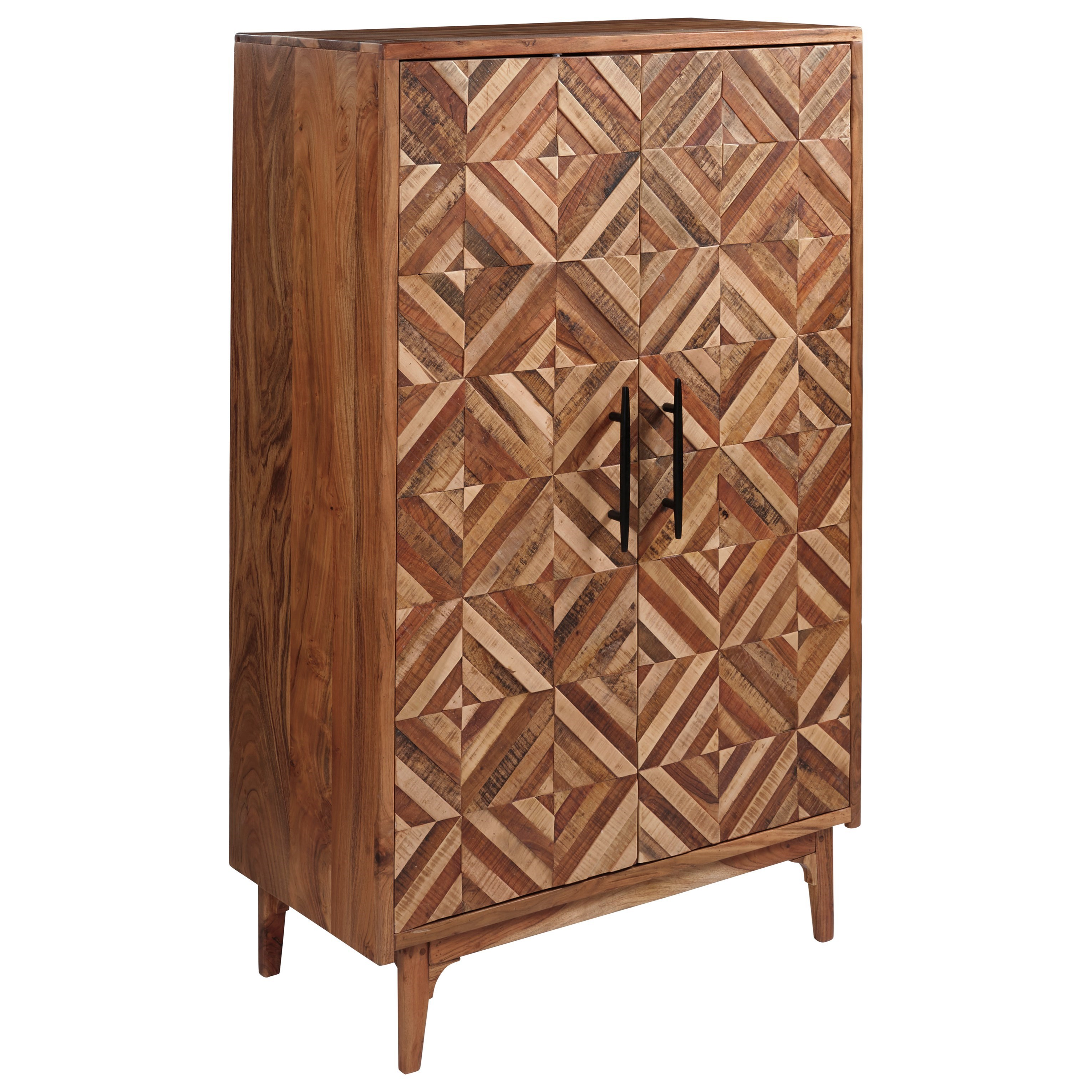 Gabinwell Accent Cabinet by Signature at Walker's Furniture