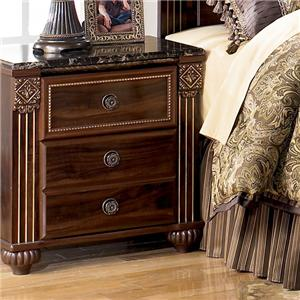 Signature Design by Ashley Gabriela Night Stand