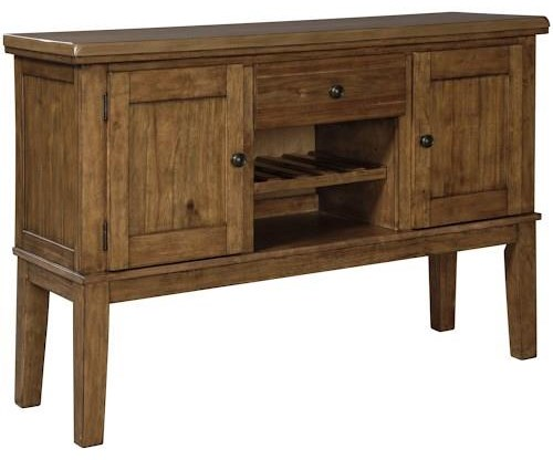 Gainsville Gainsville Dining Server by Ashley at Morris Home