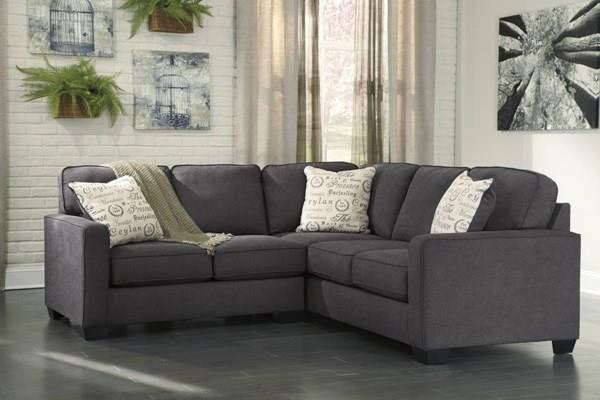 Garner Garner Sectional Sofa by Ashley at Morris Home