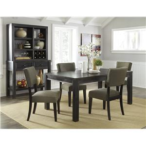 Signature Design by Ashley Gavelston Casual Dining Room Group