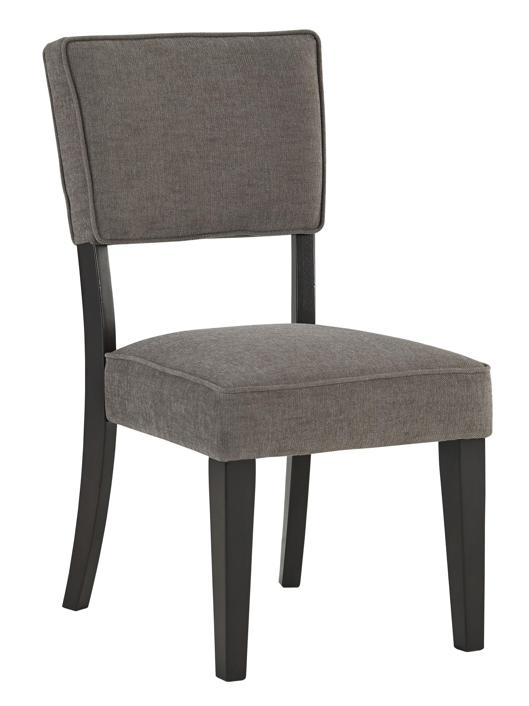 Gavelston Dining Upholstered Side Chair by Signature Design at Fisher Home Furnishings