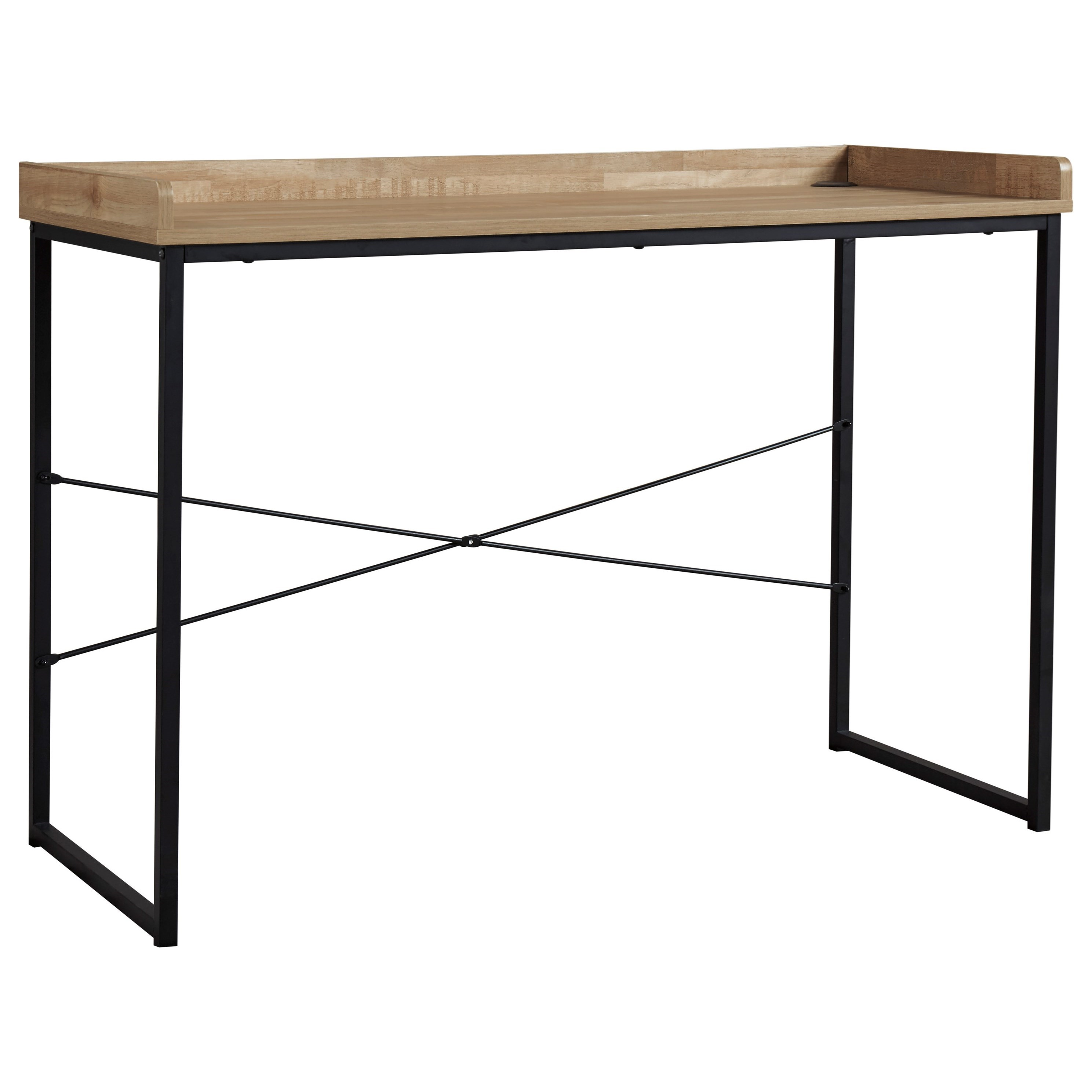 Gerdanet Home Office Desk by Signature Design by Ashley at Northeast Factory Direct