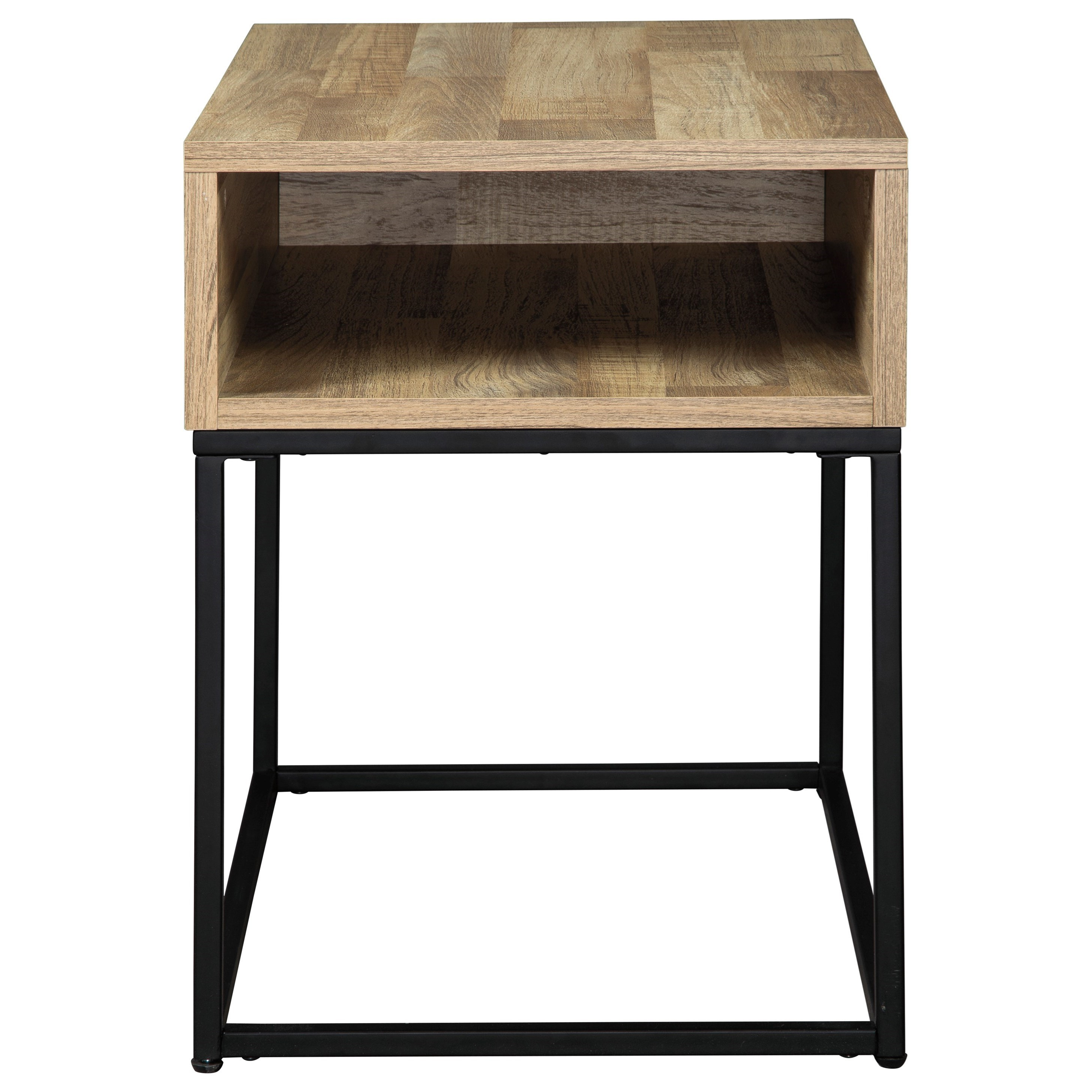 Gerdanet Rectangular End Table by Signature Design by Ashley at A1 Furniture & Mattress