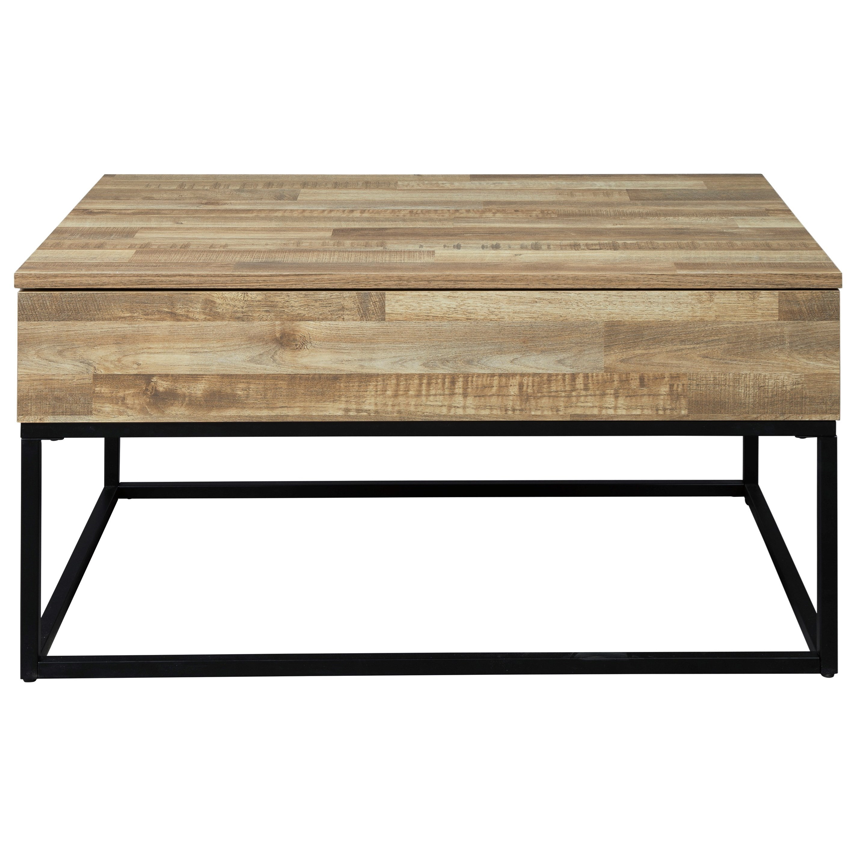 Gerdanet Lift Top Cocktail Table by Ashley (Signature Design) at Johnny Janosik