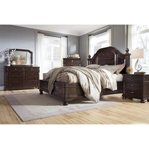 Signature Design by Ashley Gerlane Queen Bedroom Group