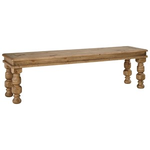 Signature Design by Ashley Trishley Large Dining Room Bench